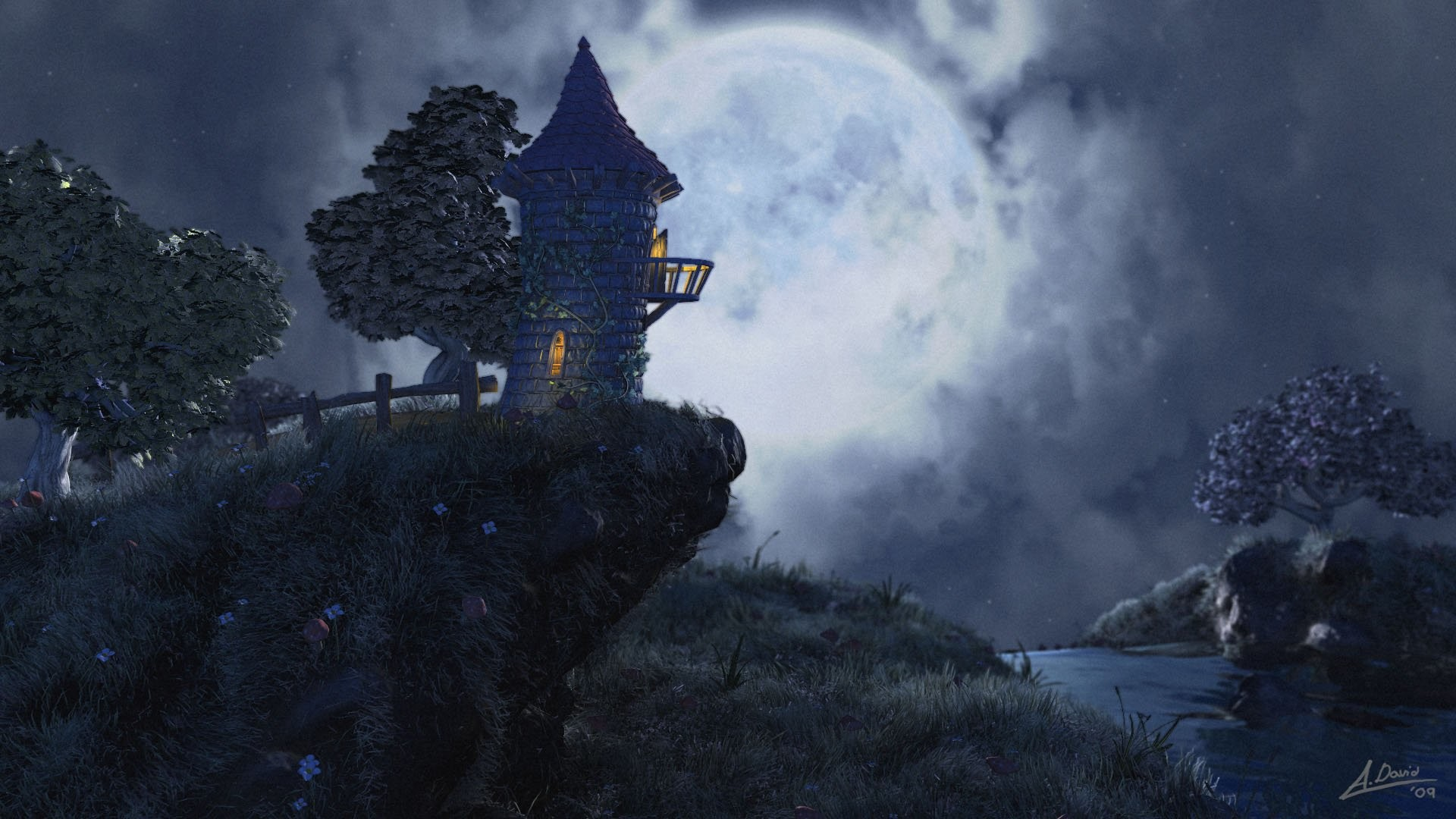 Moon Fantasy 292663