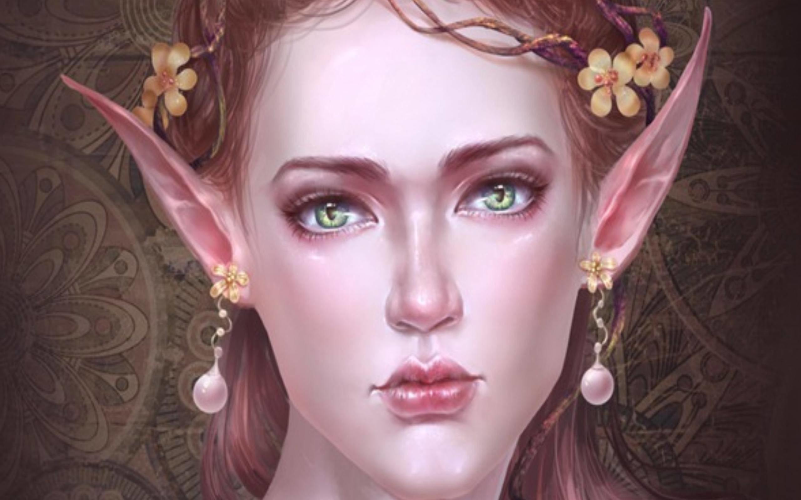 Elf Art – Elves Wallpaper
