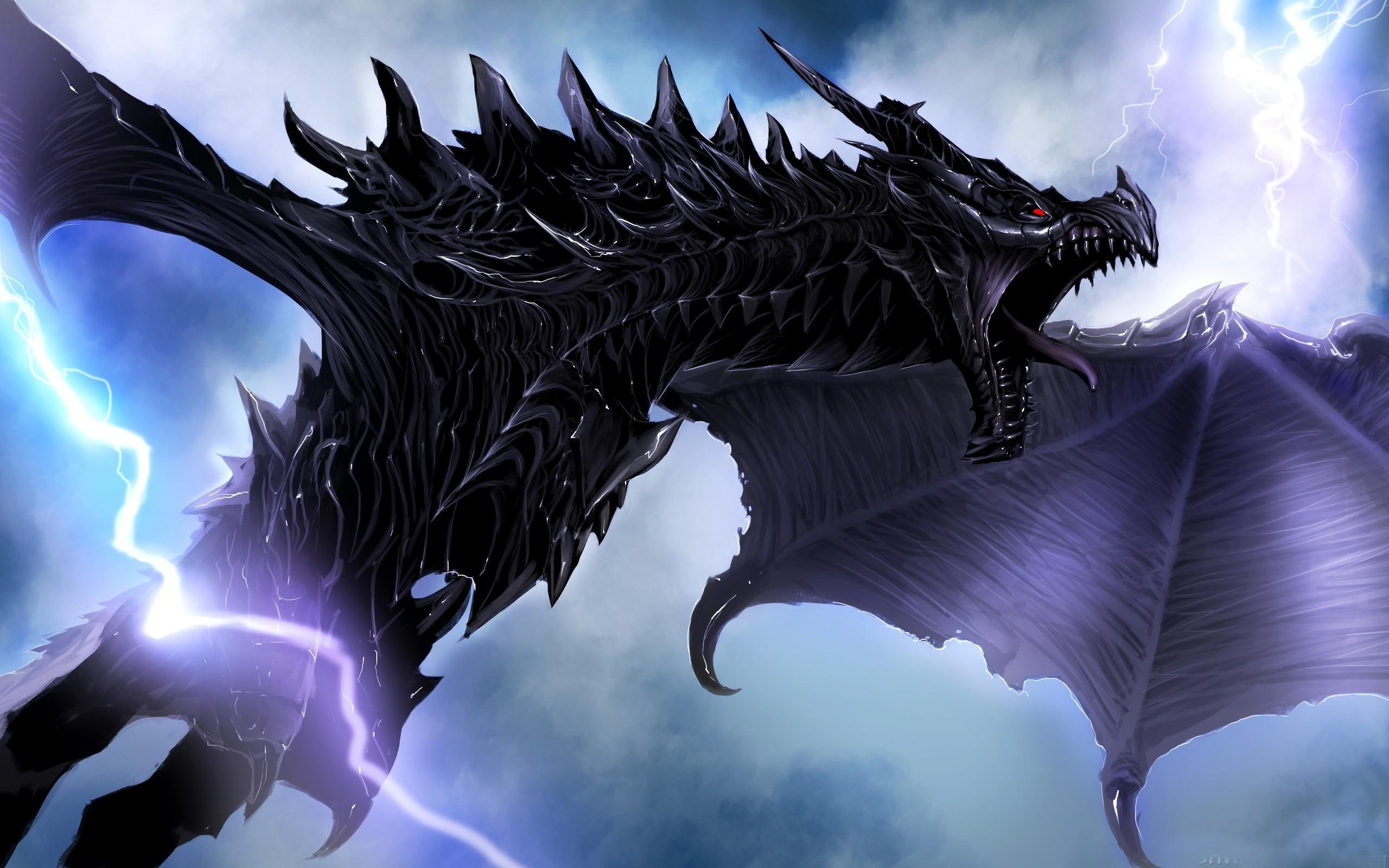 Lightning Dragon HDs