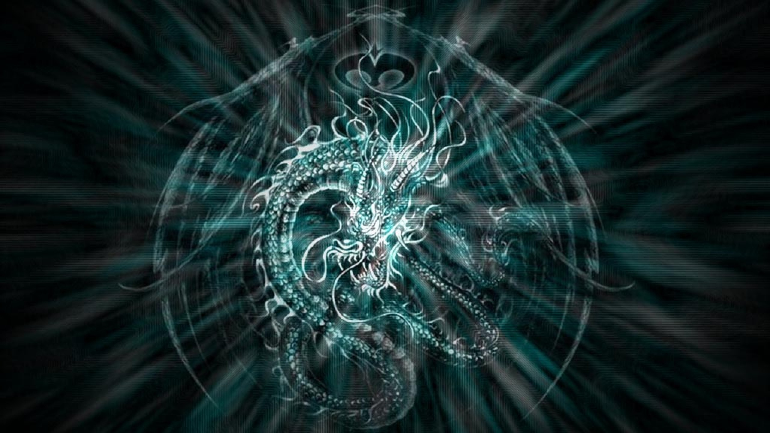 dragon desktop wallpaper With Resolutions 2560×1440 Pixel