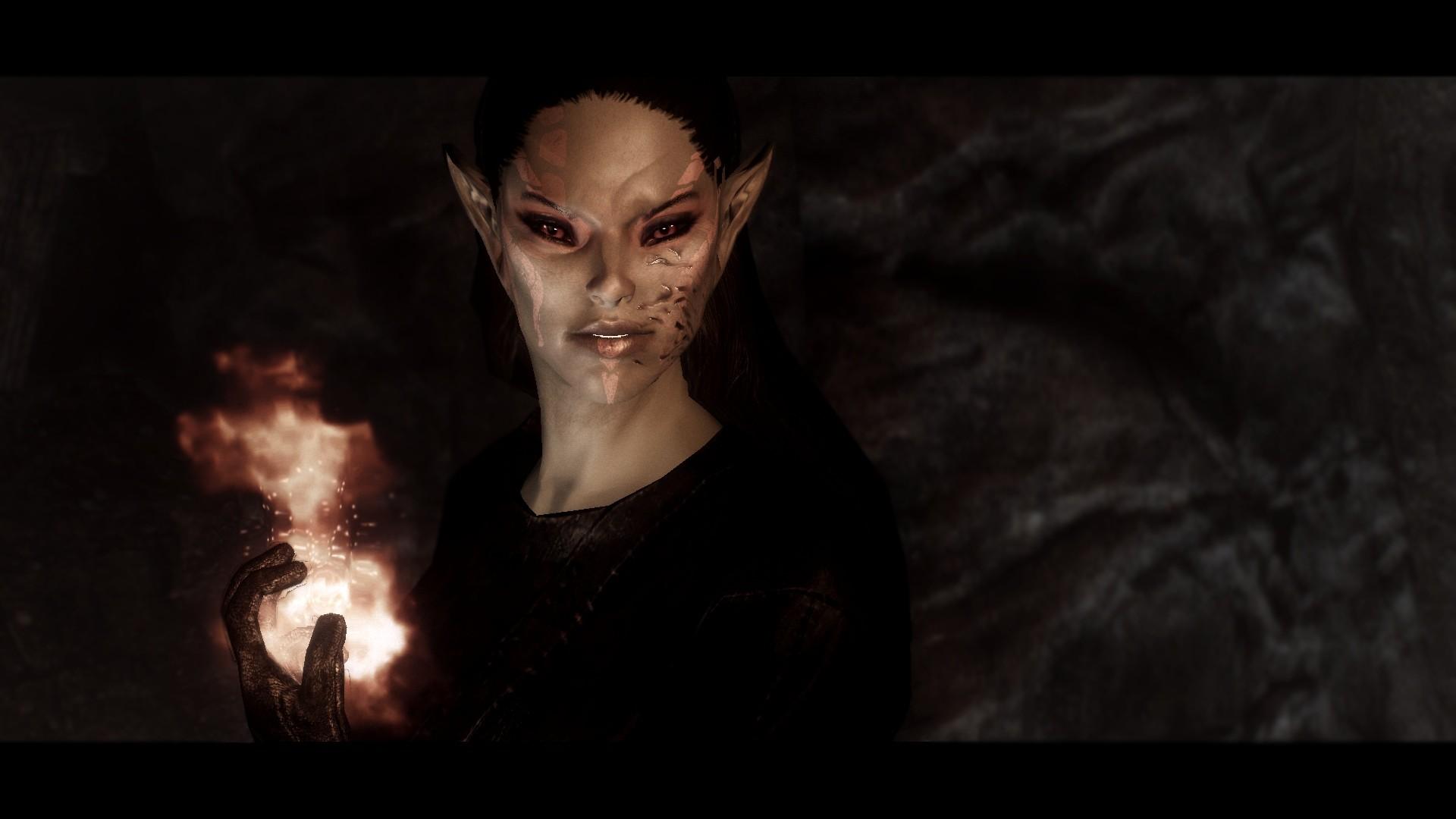 The Dark Elf by deathknowz The Dark Elf by deathknowz