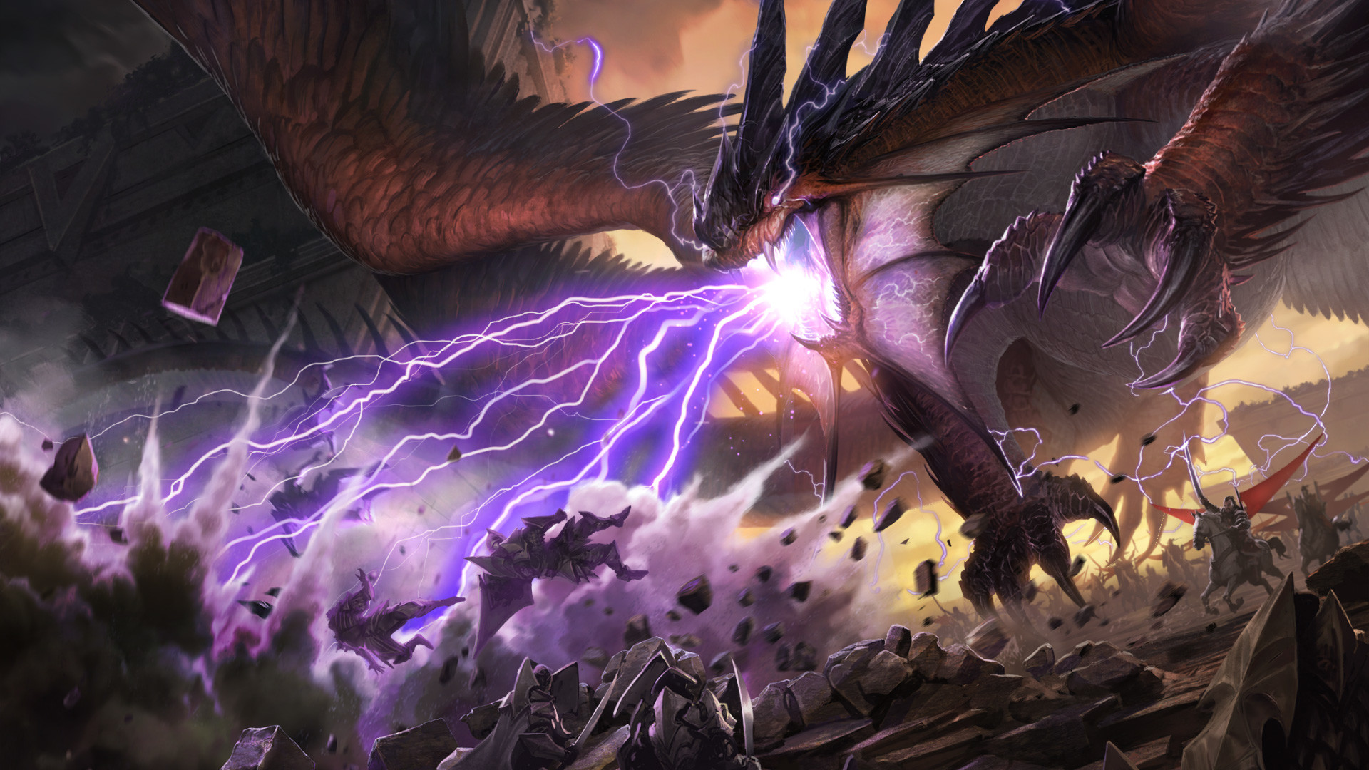 Wizards of the Coast are proud to welcome their latest expansion, Dragons  of Tarkir, the third and final set of the Khans of Tarkir block, which will  be …
