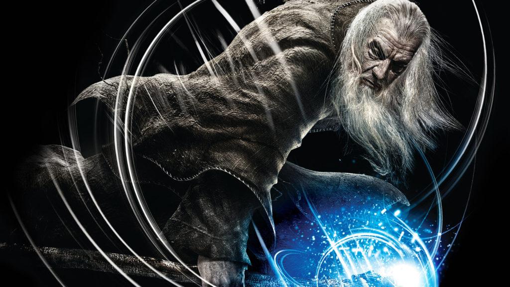 Men Gandalf Games Fantasy wizard magic lotr f wallpaper background .