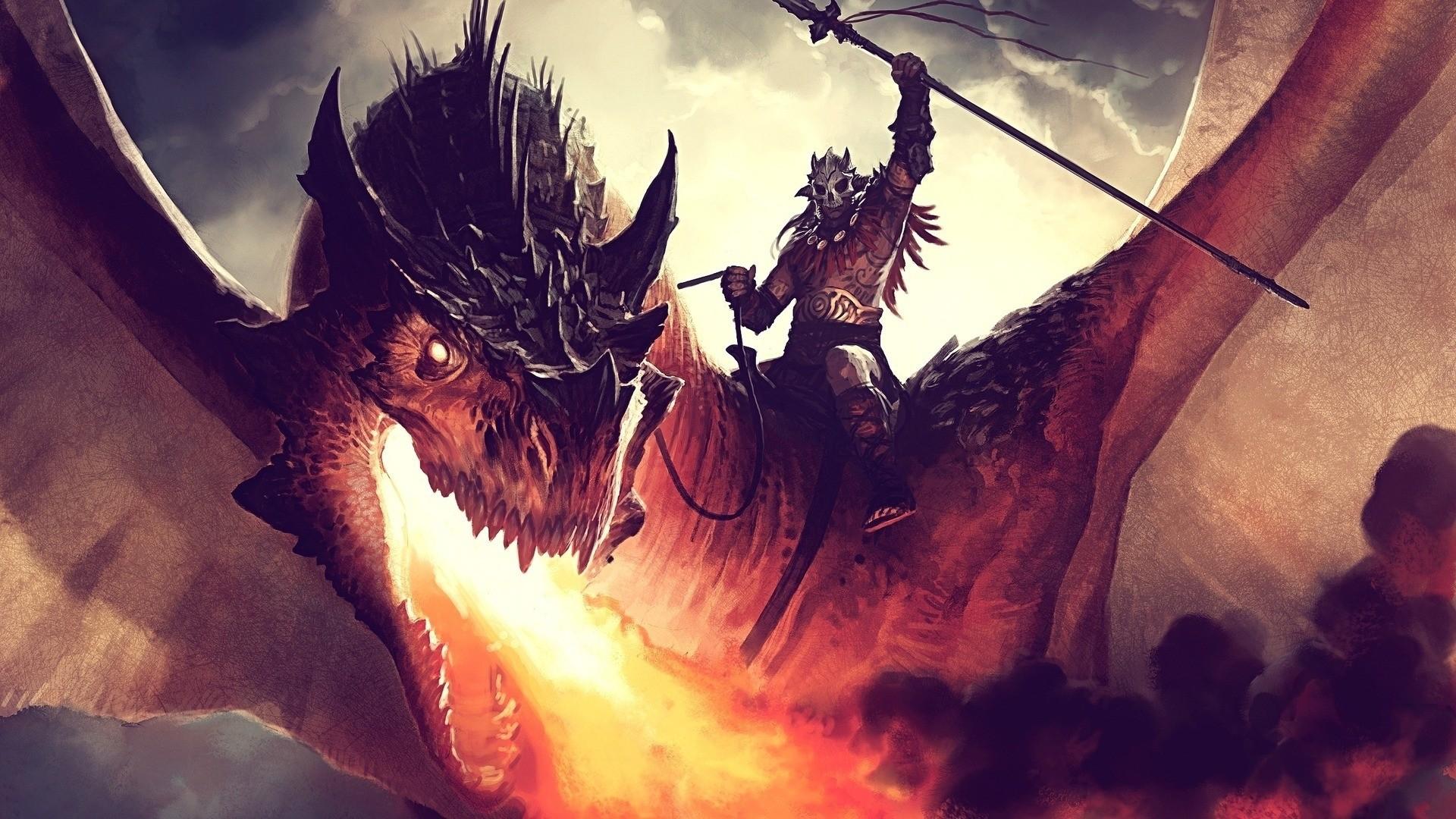 Magic The Gathering Dragon Wallpaper 1920×1080 #21944 HD Wallpaper .