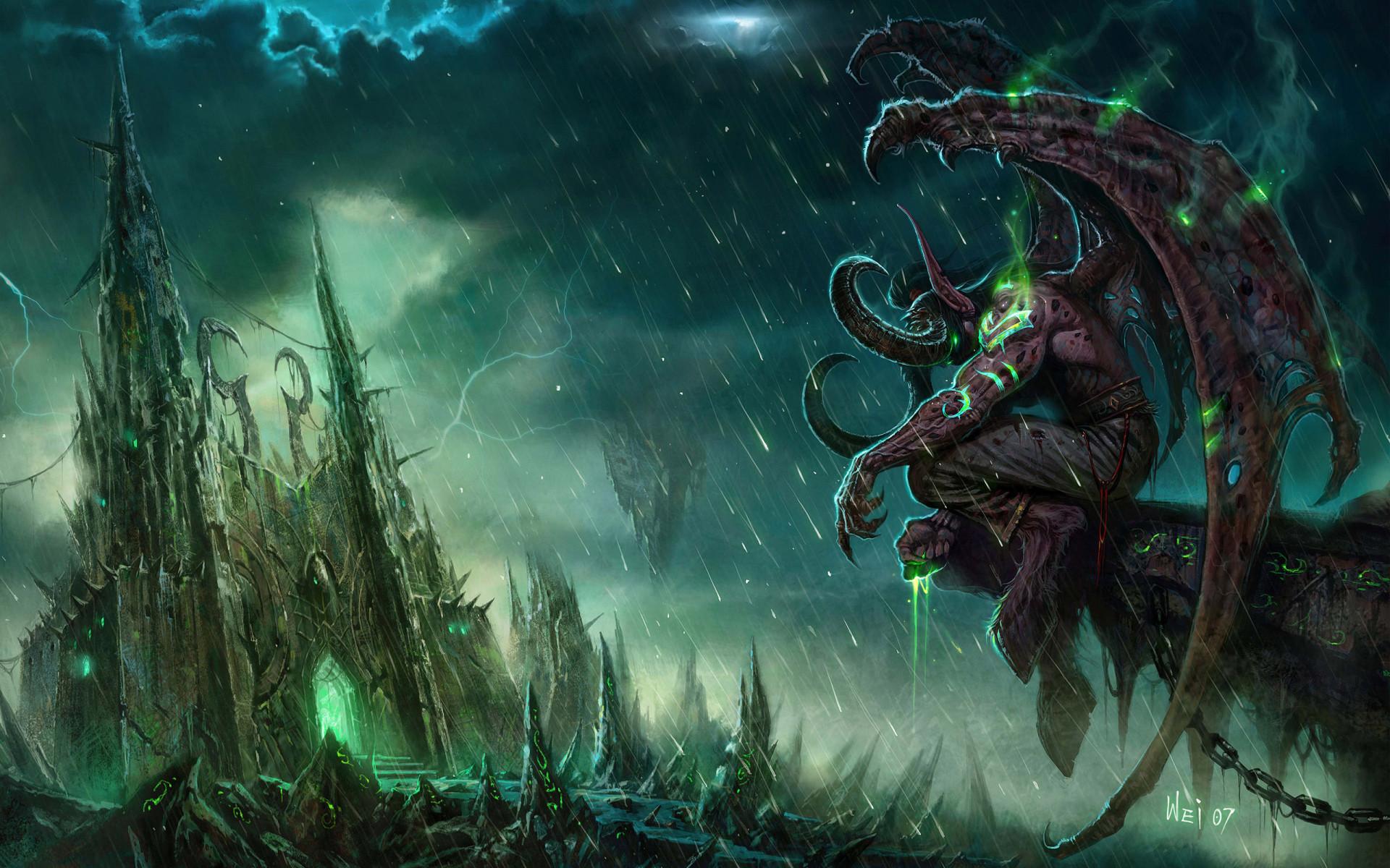 Fantasy HD Background