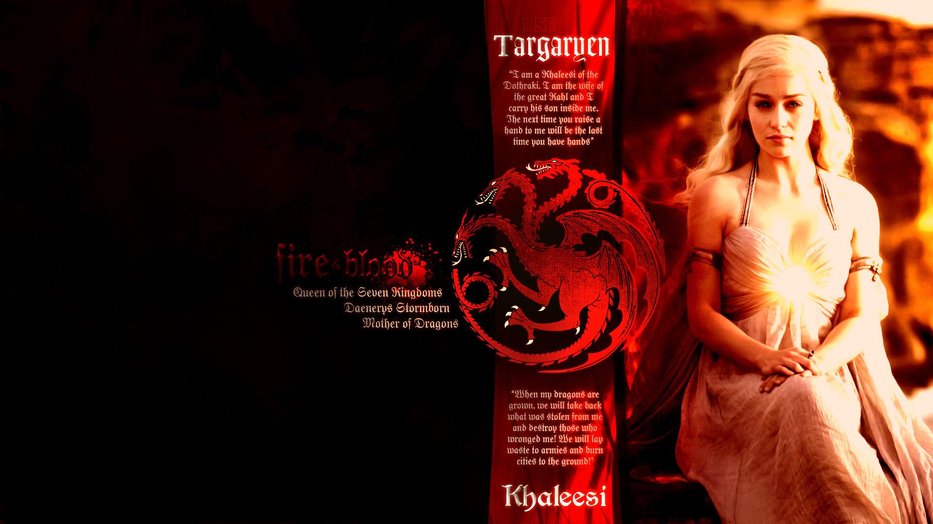 Game of Thrones House Targaryen | Game of Thrones Wallpapers House Targaryen  High Definition (HD