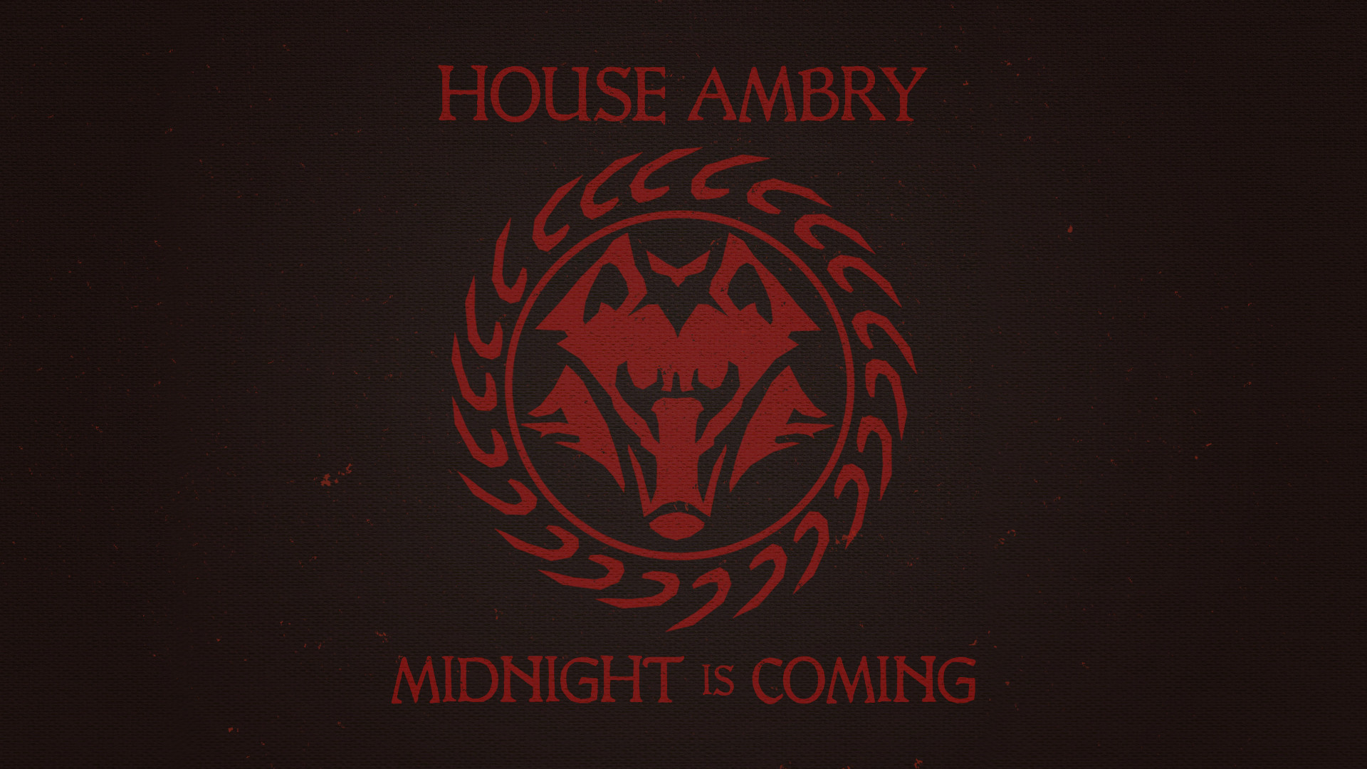 House Targaryen Sigil Wallpaper I Riffed On These Wallpapers, …