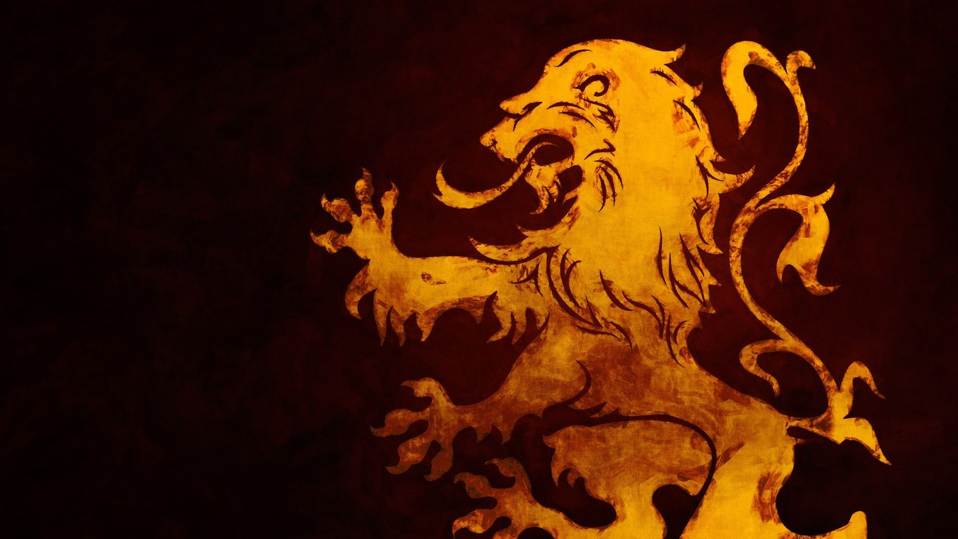 sigils, Game Of Thrones, Lion, House Lannister Wallpapers HD / Desktop and  Mobile Backgrounds