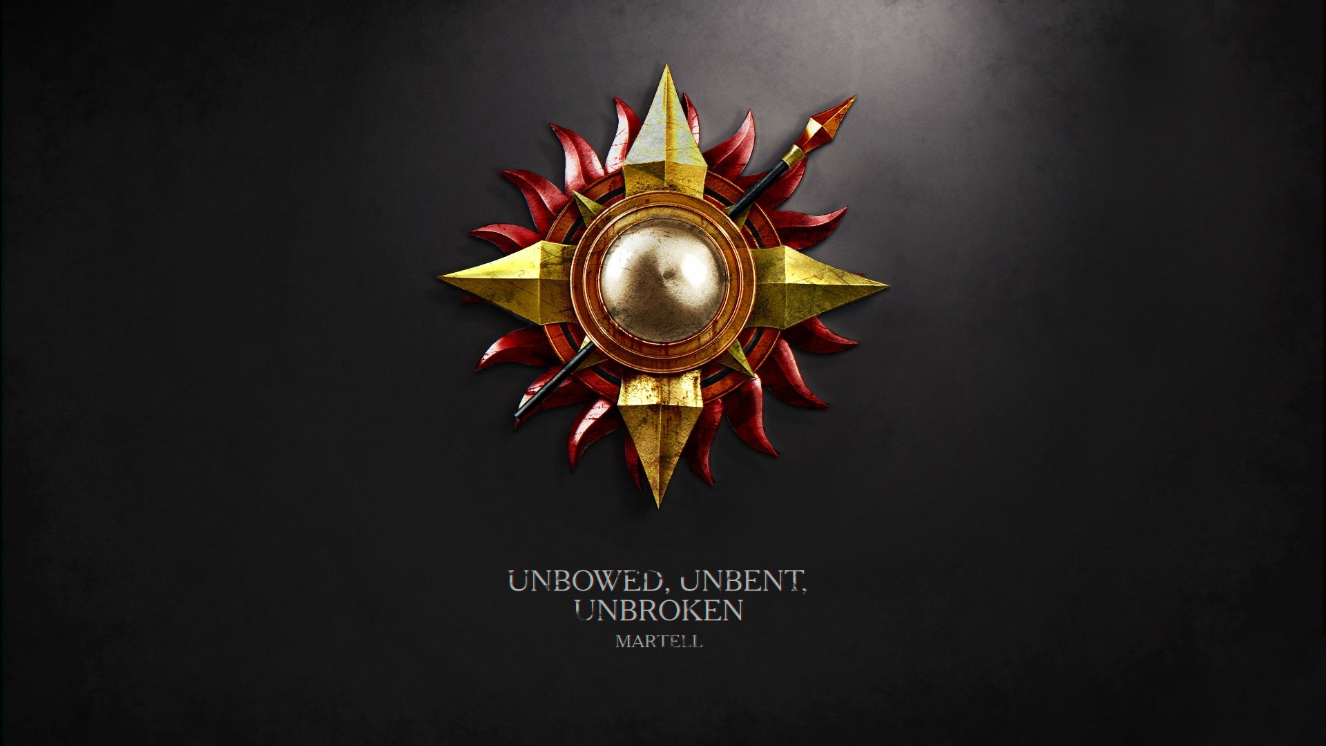 Game Of Thrones, House Martell, Sigils Wallpapers HD / Desktop and Mobile  Backgrounds