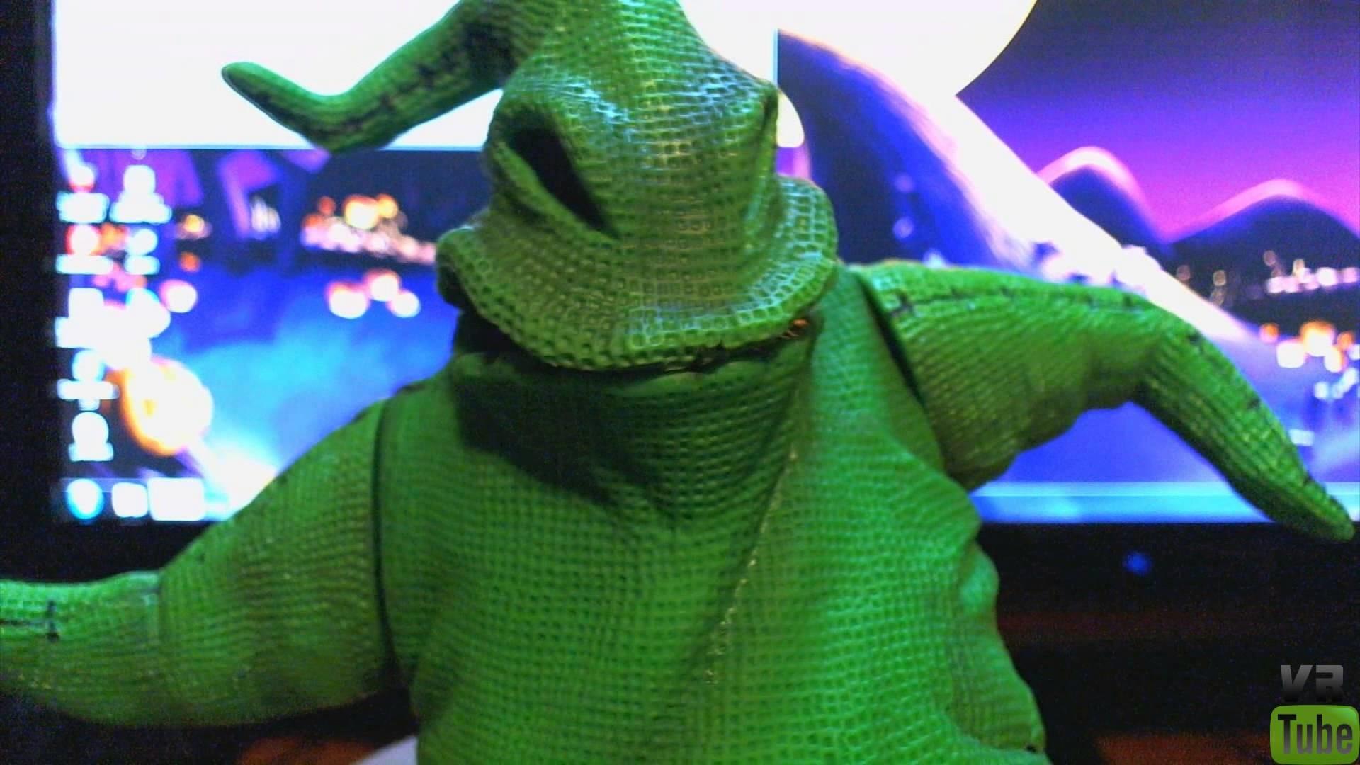 VR Reviews: NECA- Oogie Boogie vs Jack Skellington Box Set Review – YouTube