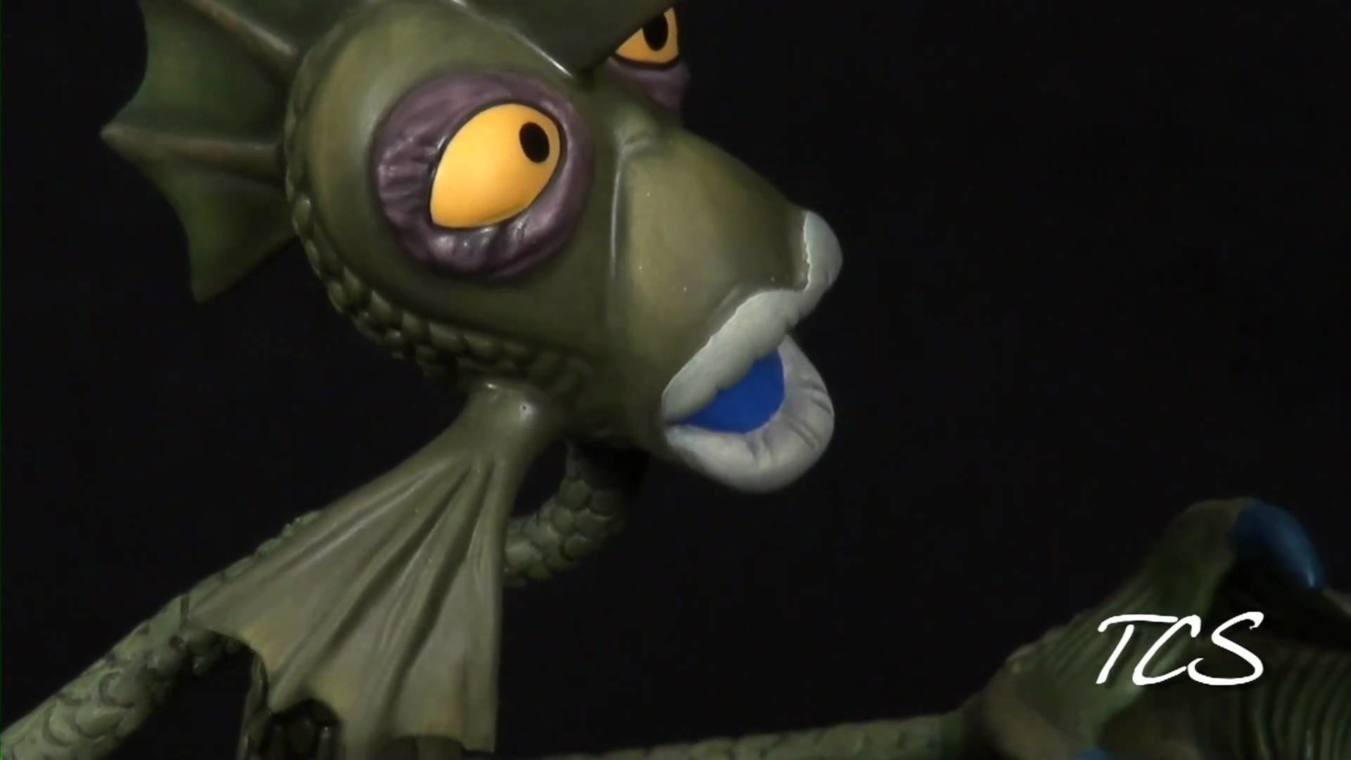WDCC The Nightmare Before Christmas Brinky Beauty Undersea Gal – YouTube