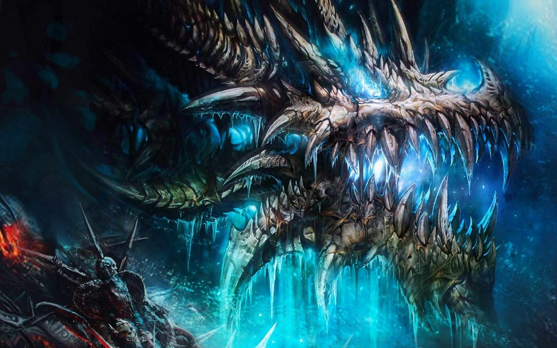 Wallpapers For > Cool 3d Dragon Wallpapers