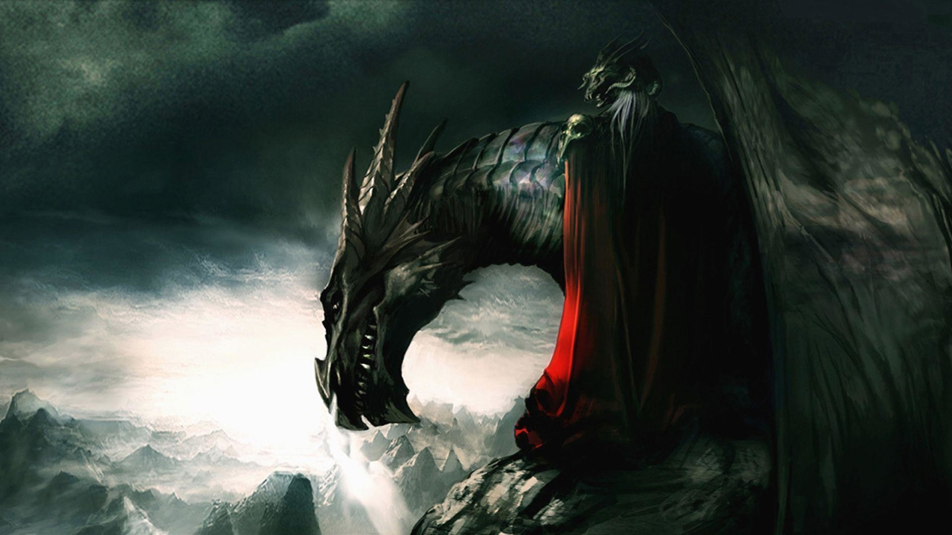 Wallpapers For > Dragon Wallpapers 3d Hd