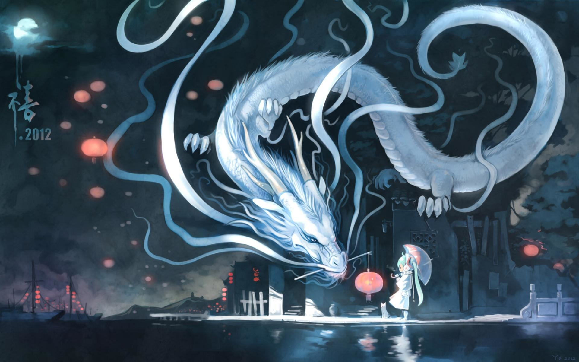 Dragon Wallpapers For Desktop – Wallpaper Cave