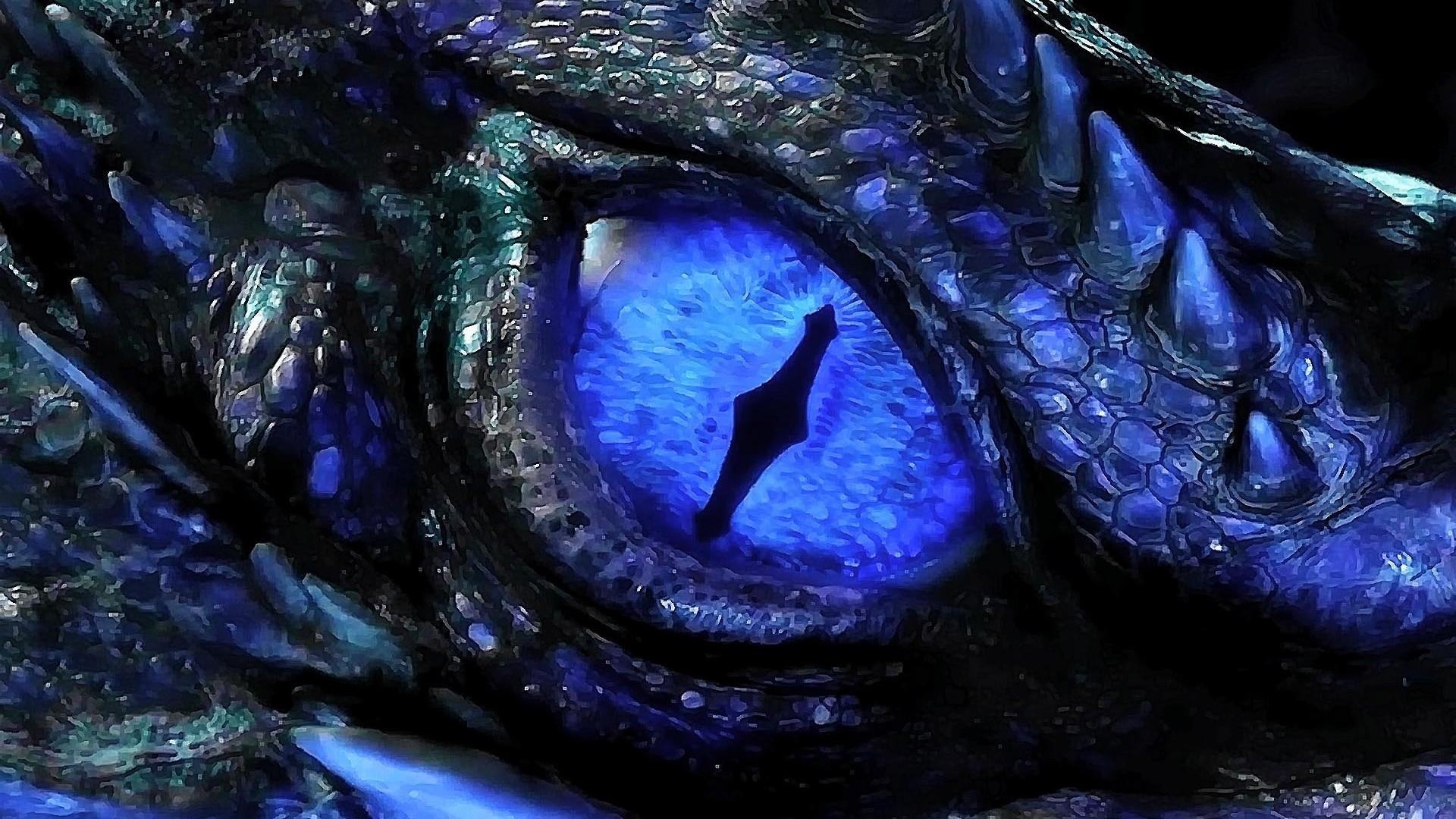 Dragon Eye (1080p) – Wallpaper – Wallpaper Style