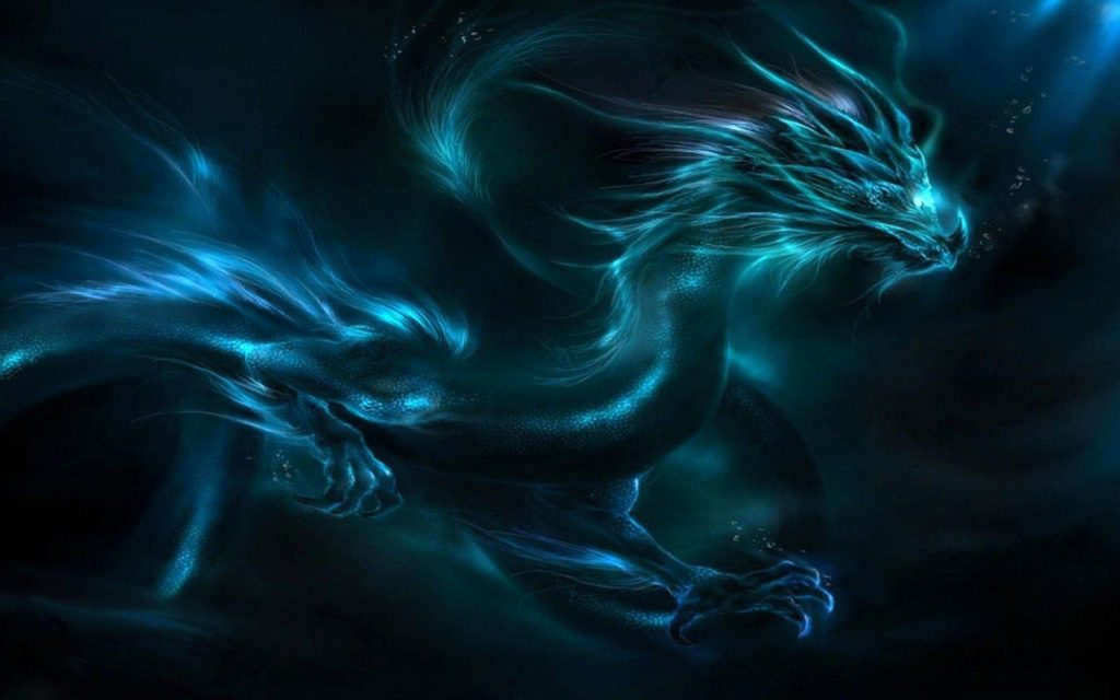 Blue Dragon Wallpaper #874 Wallpaper | kariswall.com