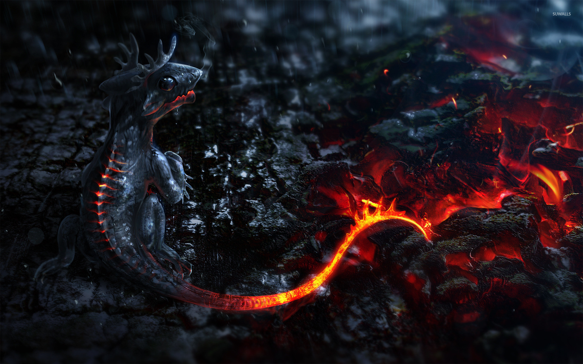 Dragon Eyes Live Wallpaper – Android Apps on Google Play
