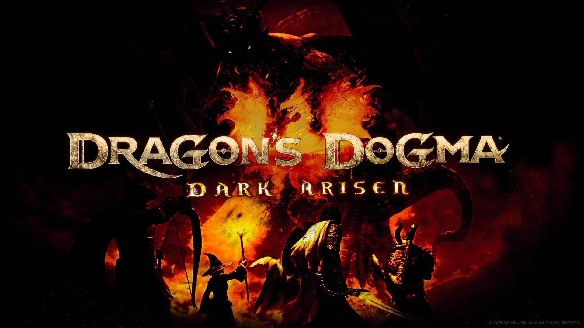 Dragon's Dogma: Dark Arisen 4K Wallpaper …