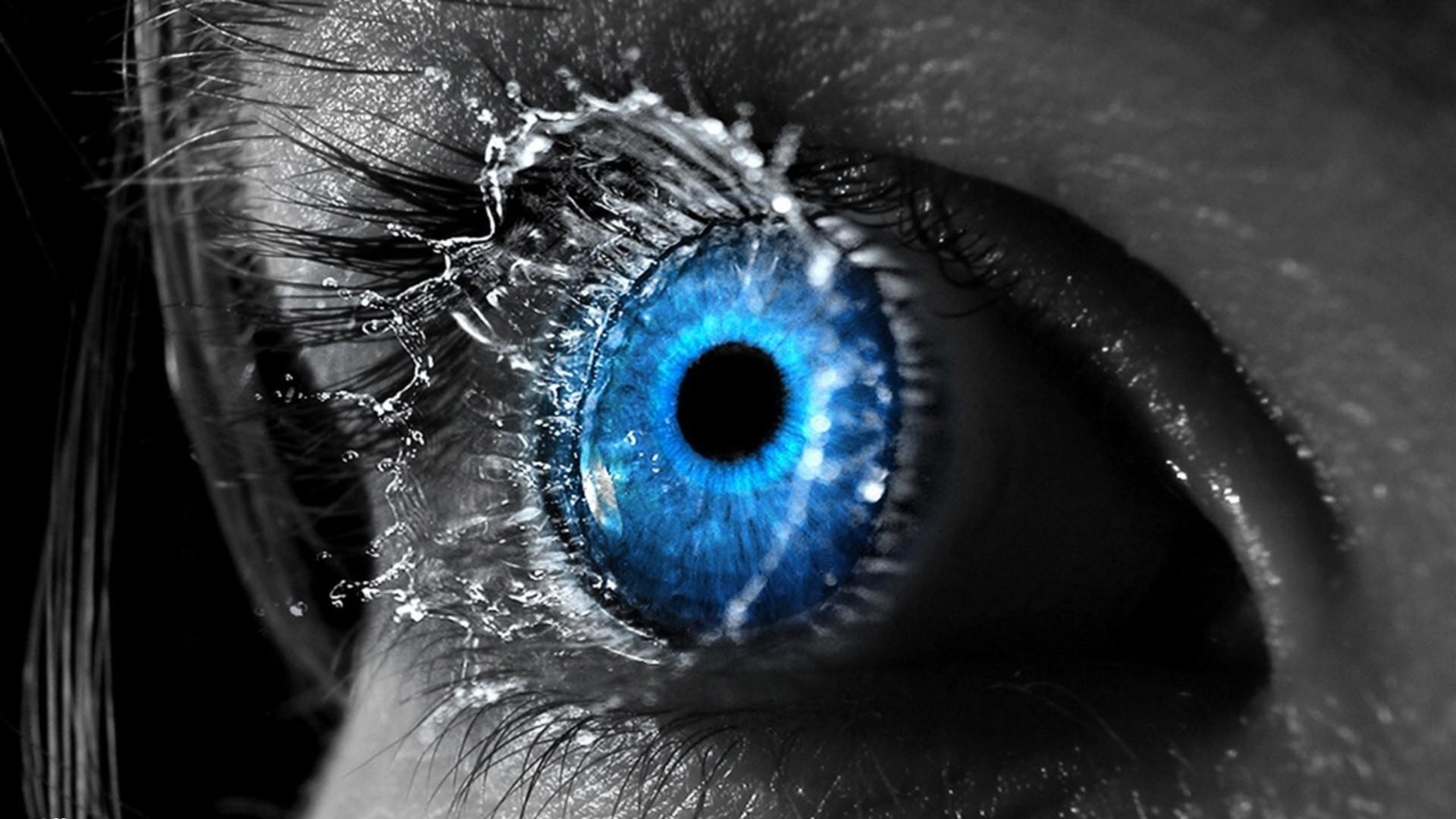 Image detail for -Blue eye – Eyes Wallpaper – Fanpop fanclubs