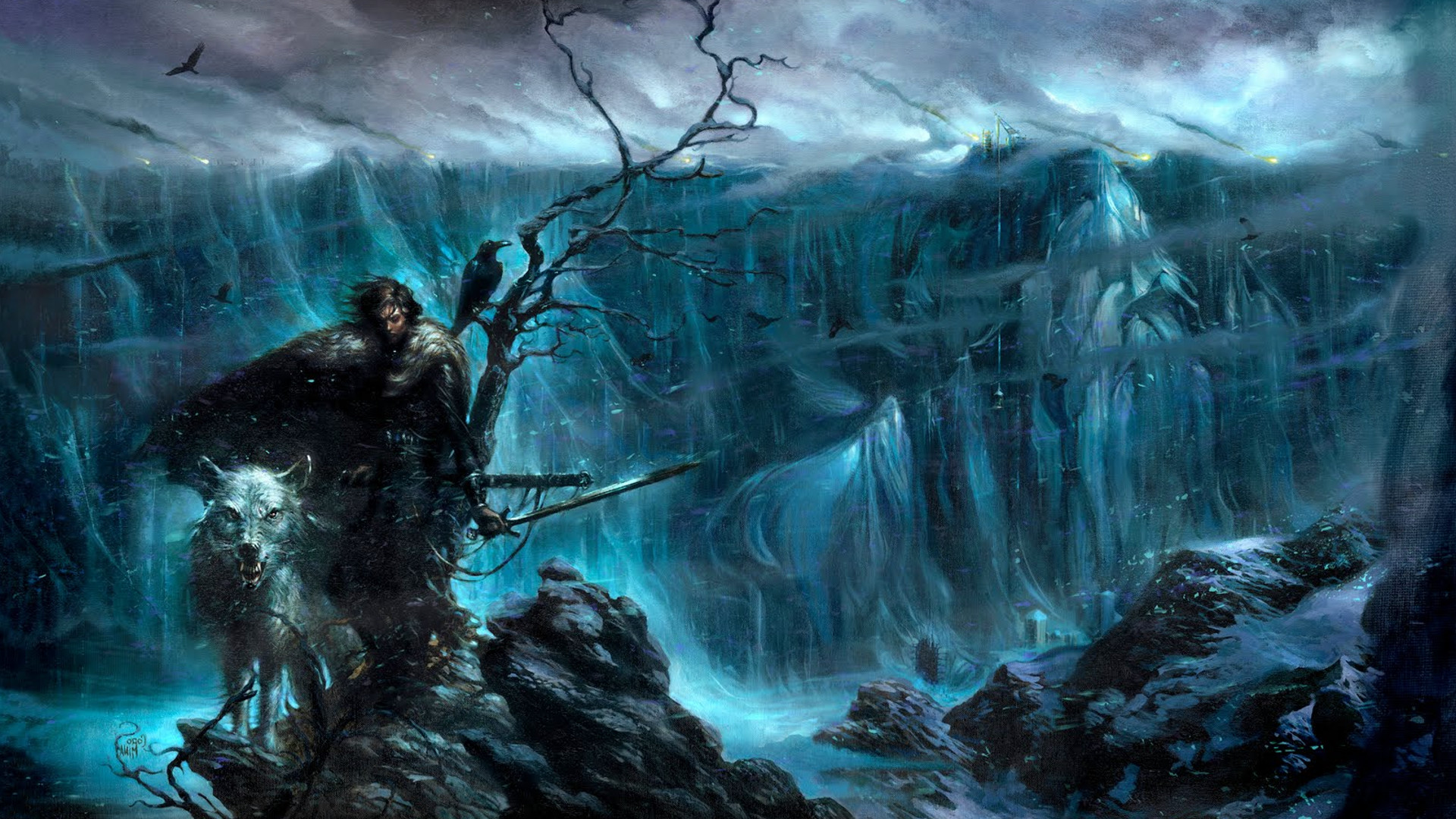 Wolf and Dragon – A Forum of Ice and Fire – A Song of Ice and Fire & Game  of Thrones