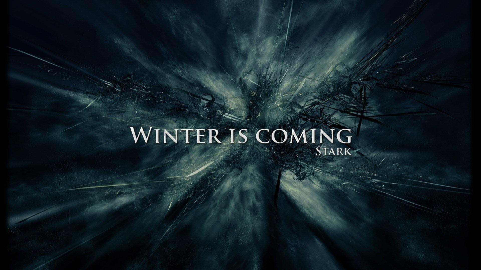 … winter is coming wallpaper 1600×900 …