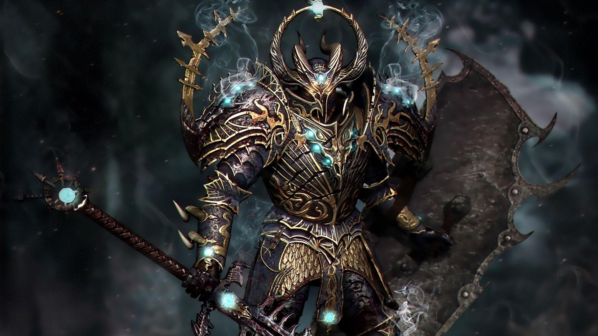 Fantasy – Warrior Wallpaper