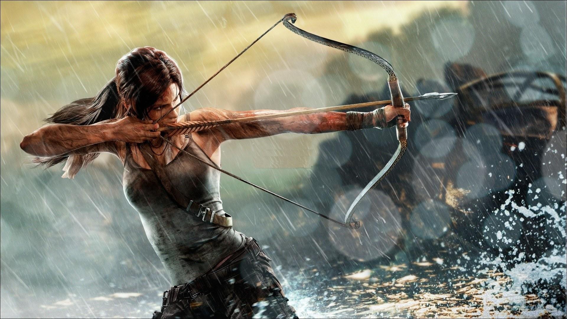 RISE TOMB RAIDER lara croft action adventure fantasy warrior wallpaper      819534   WallpaperUP