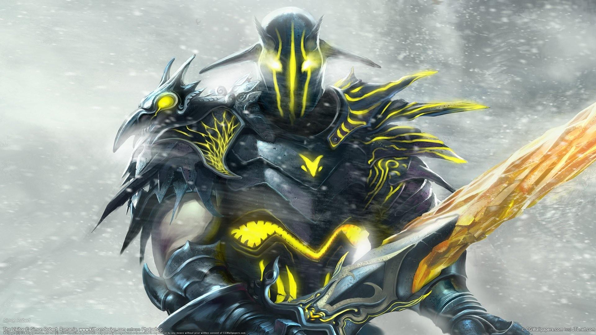 Fantasy Warrior 463380 …