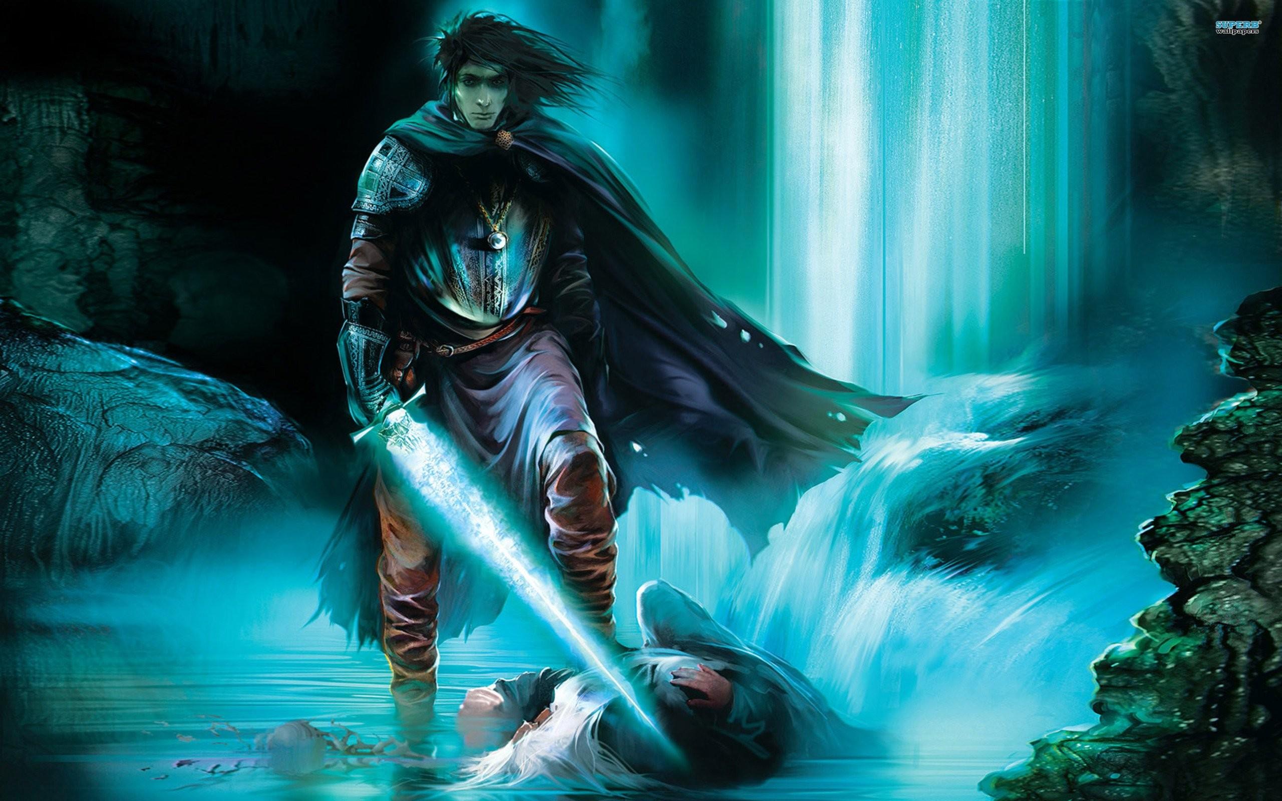 Fantasy Warrior Male