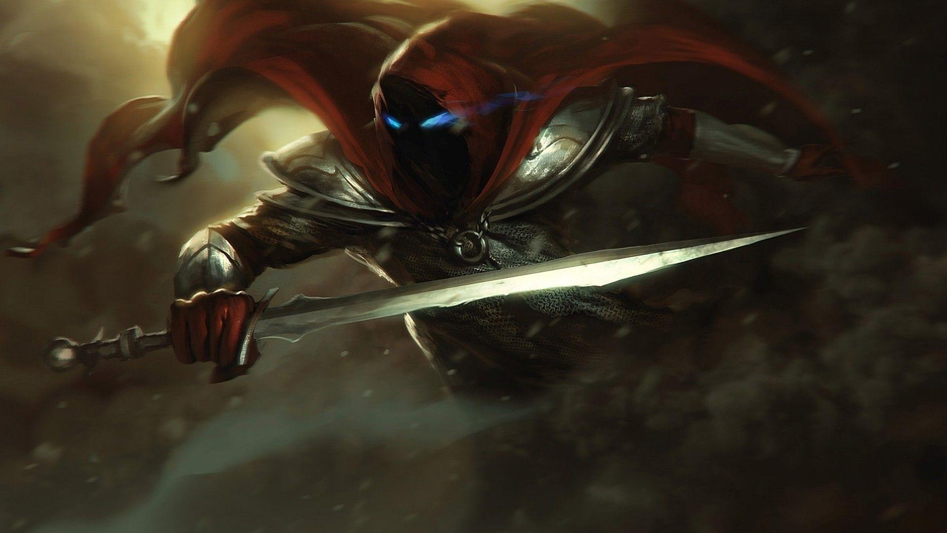 fantasy Art, Sword Wallpapers HD