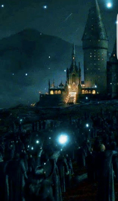 Lumos – 27 Lock Screen Photos For Every Harry Potter Fan