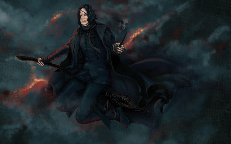 … Severus Snape – Harry Potter HD Wallpaper 2880×1800