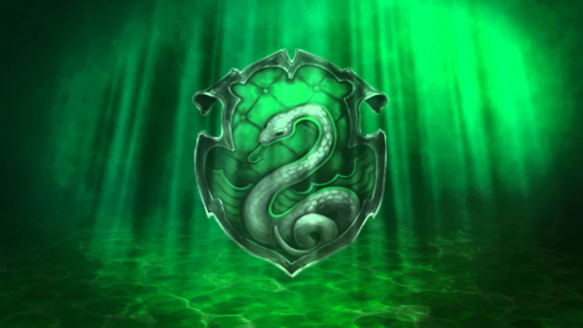 After Effects – Slytherin water