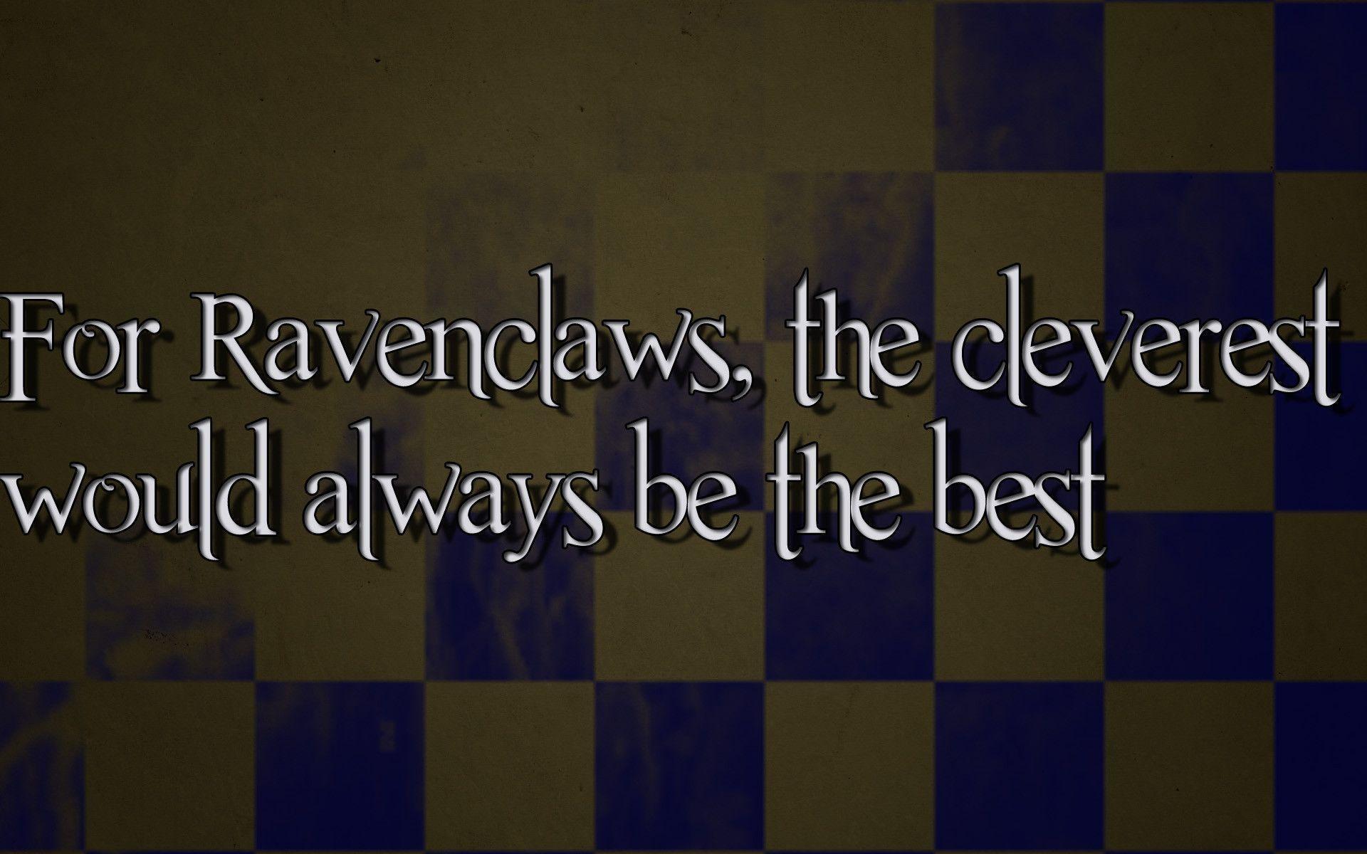 Hogwarts House Wallpaper : Ravenclaw by TheLadyAvatar on DeviantArt