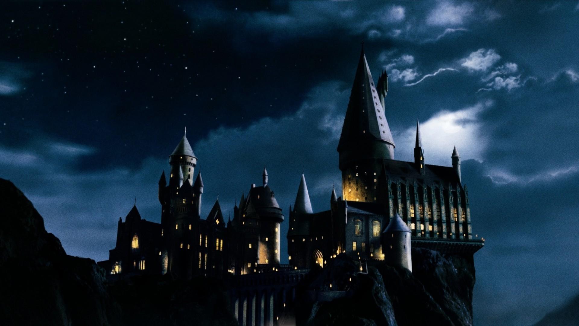 Movies: Hogwarts School Witchcraft Wizardry Harry Potter HD .