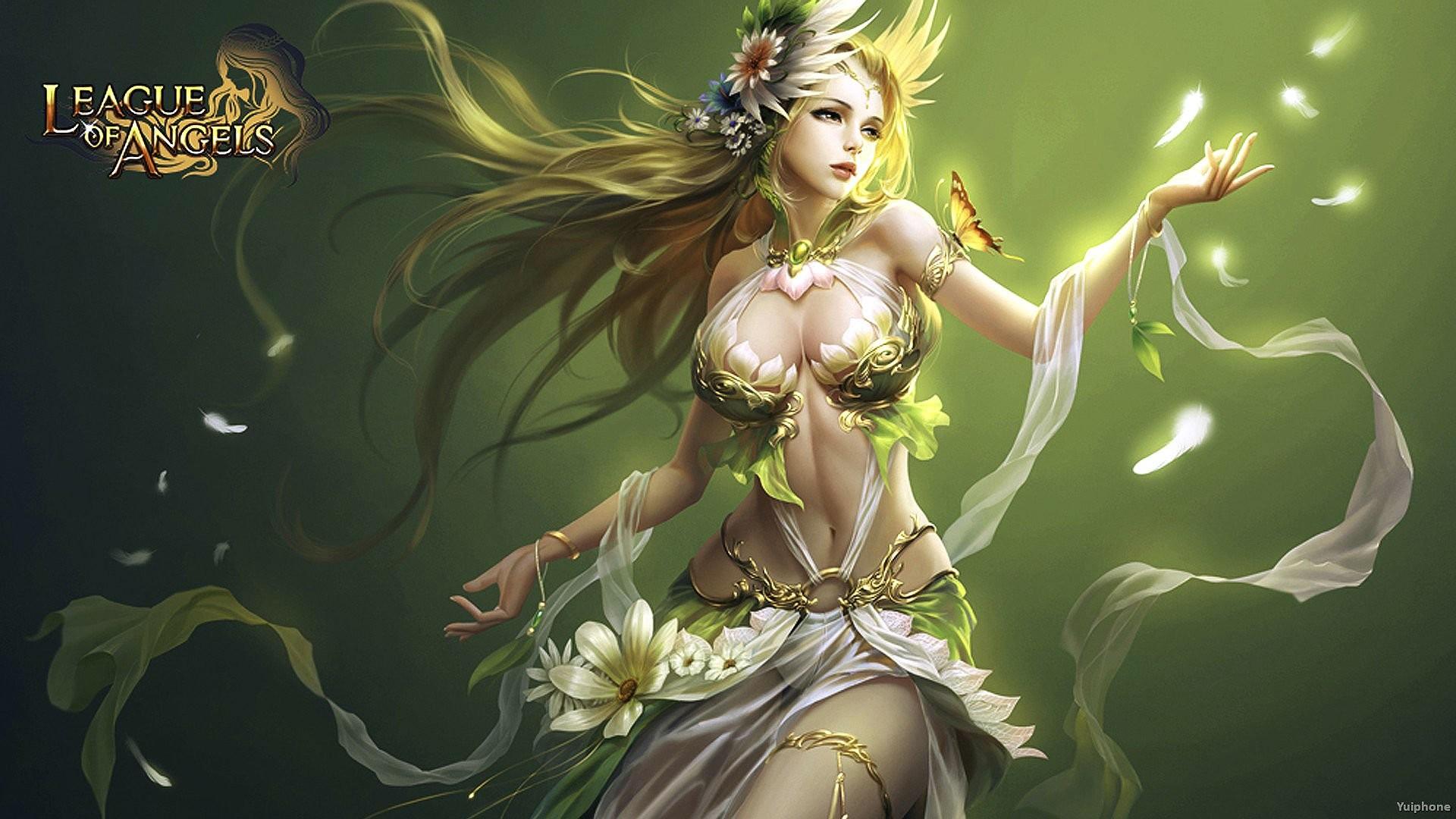 LEAGUE-OF-ANGELS fantasy angel warrior league angels game loa (8) wallpaper      346740   WallpaperUP