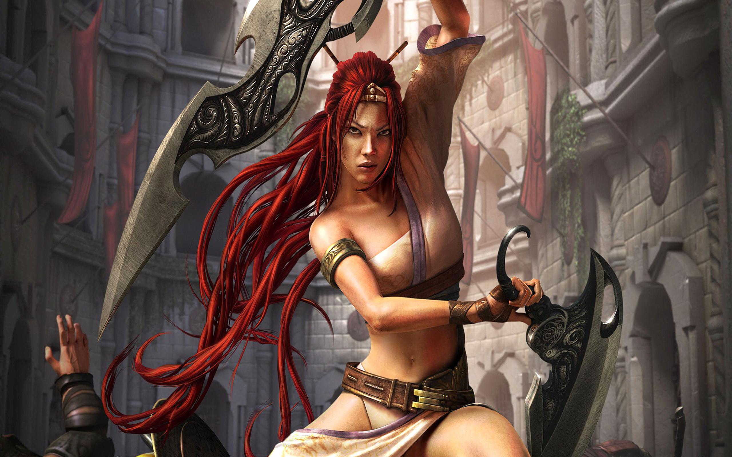 Girl Woman Woman Warrior · HD Wallpaper   Background ID:124511