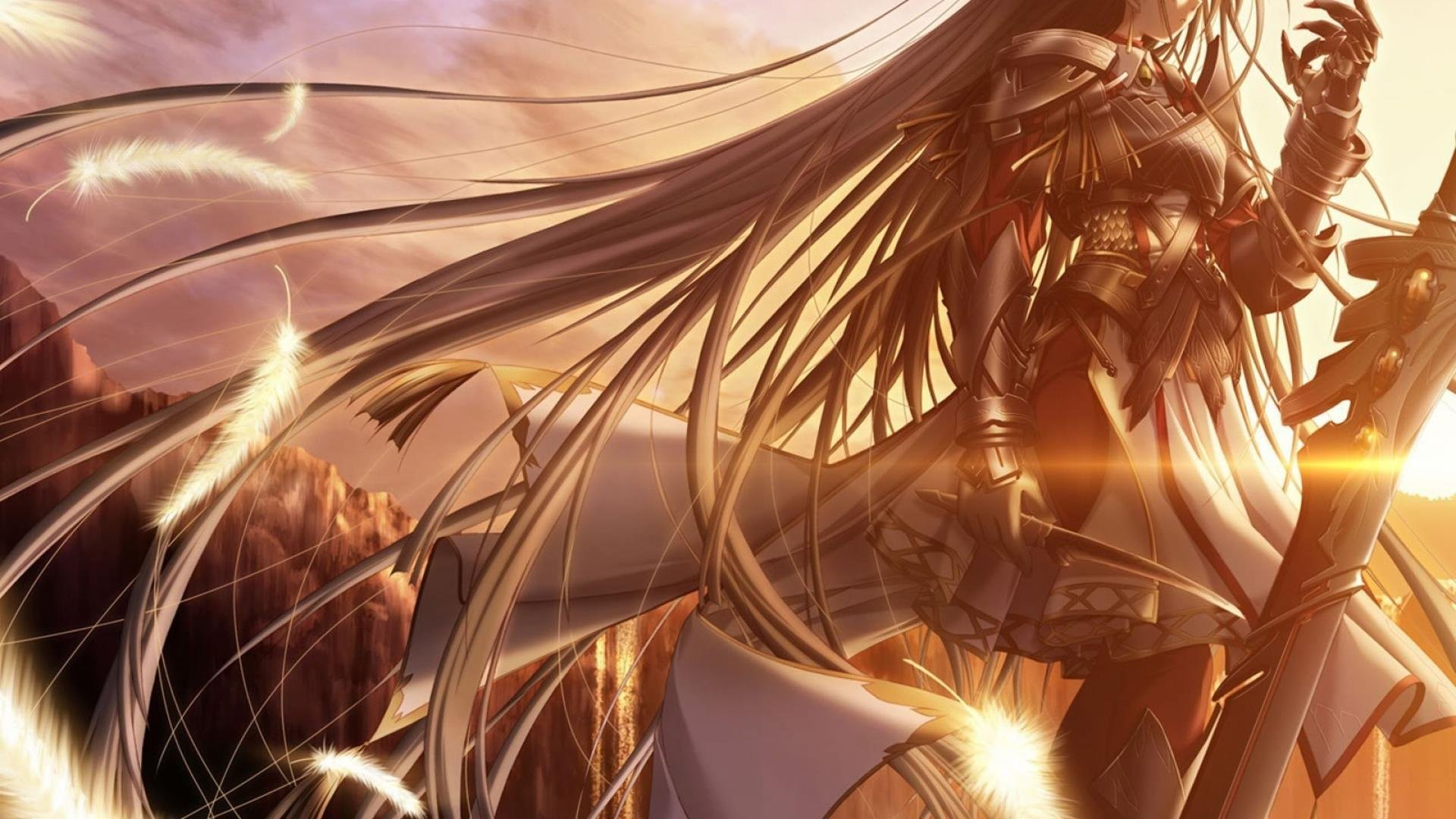 Beautiful Anime Characters. SHARE. TAGS: Images Female Warrior Fantasy Anime