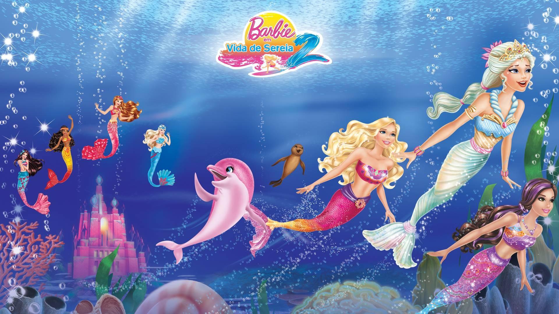Barbie in A Mermaid Tale 2 Wallpaper 15,