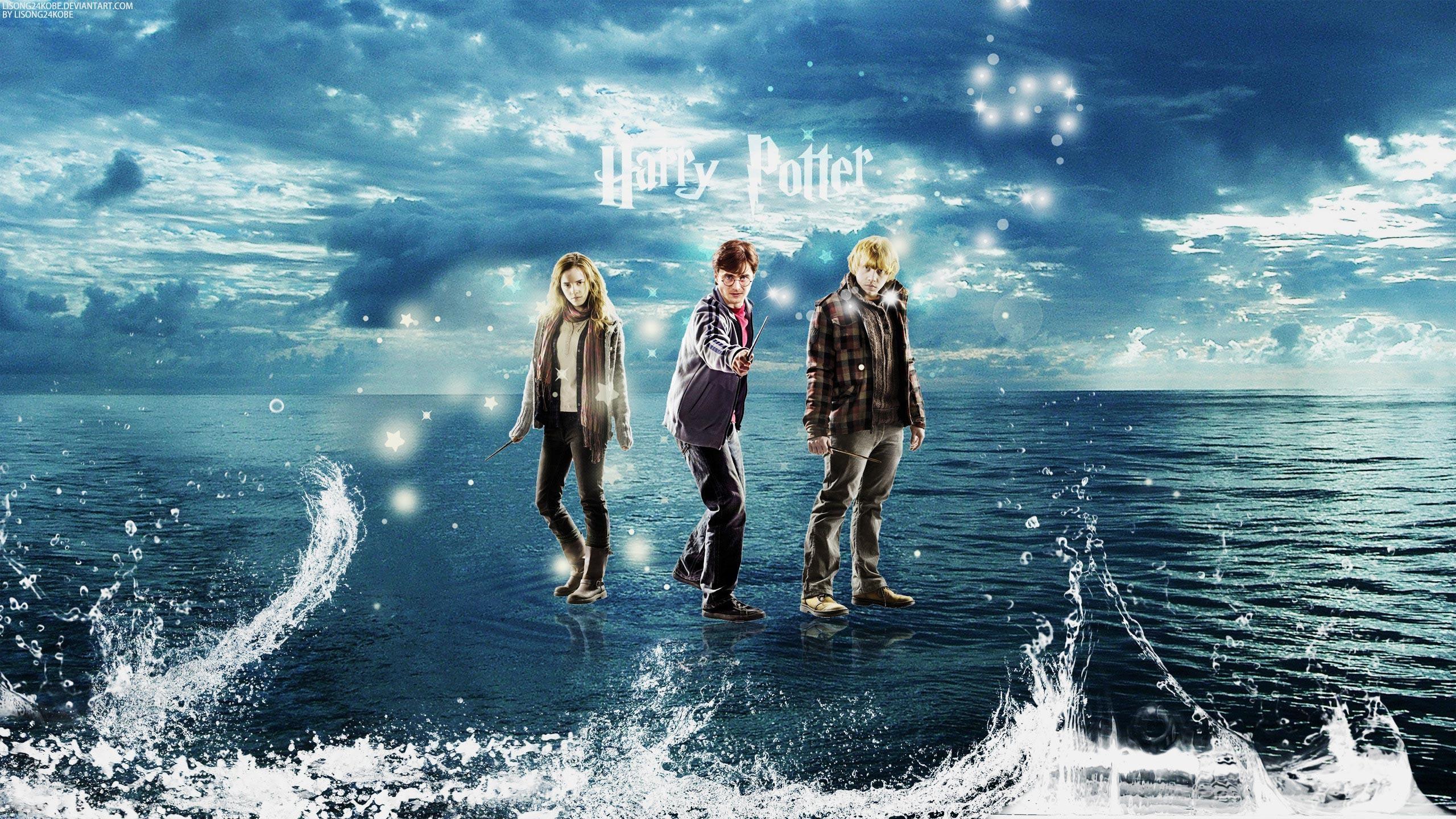 Harry Potter wallpapers for desktop