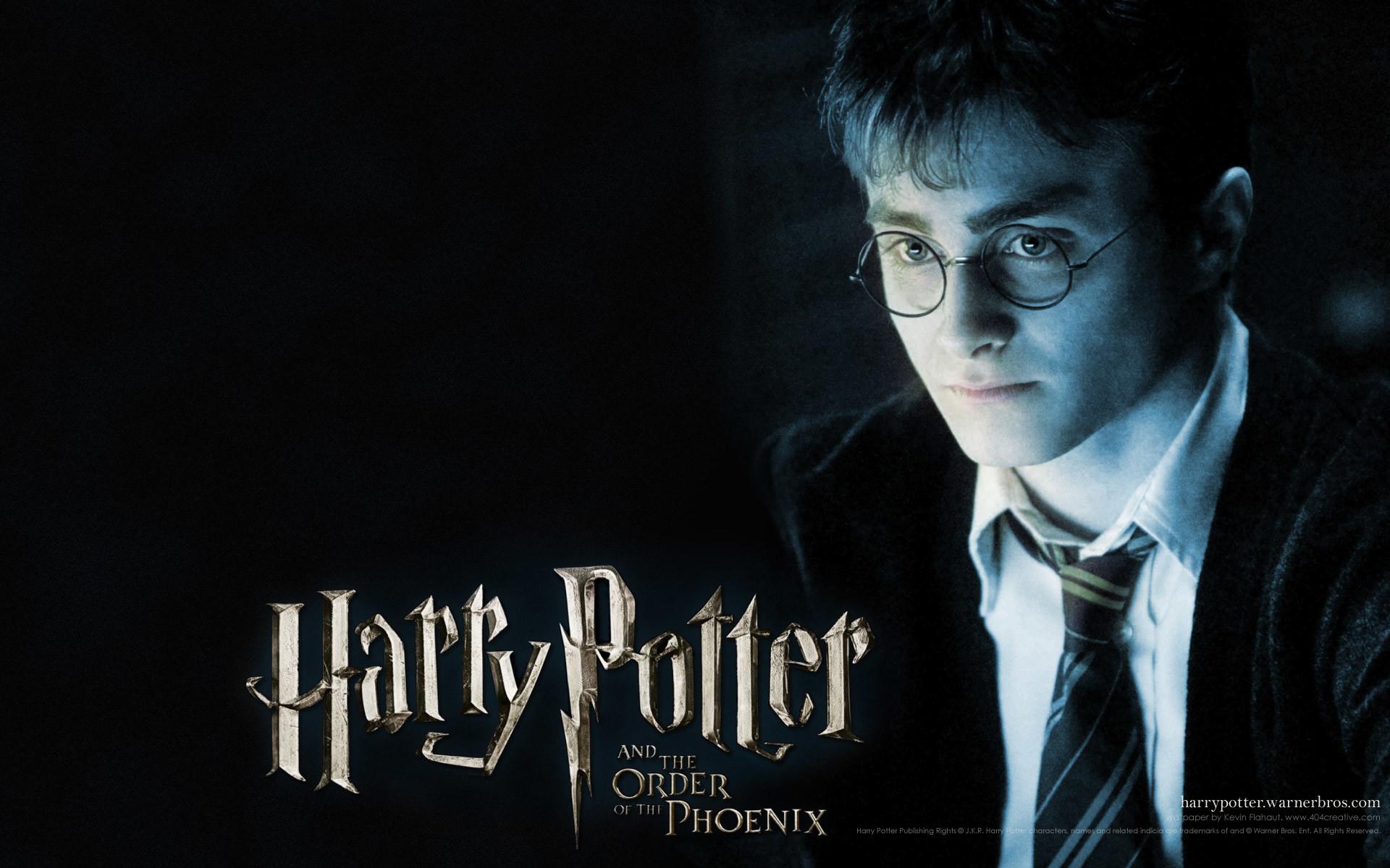 Harry Potter Movie Desktop Wallpaper