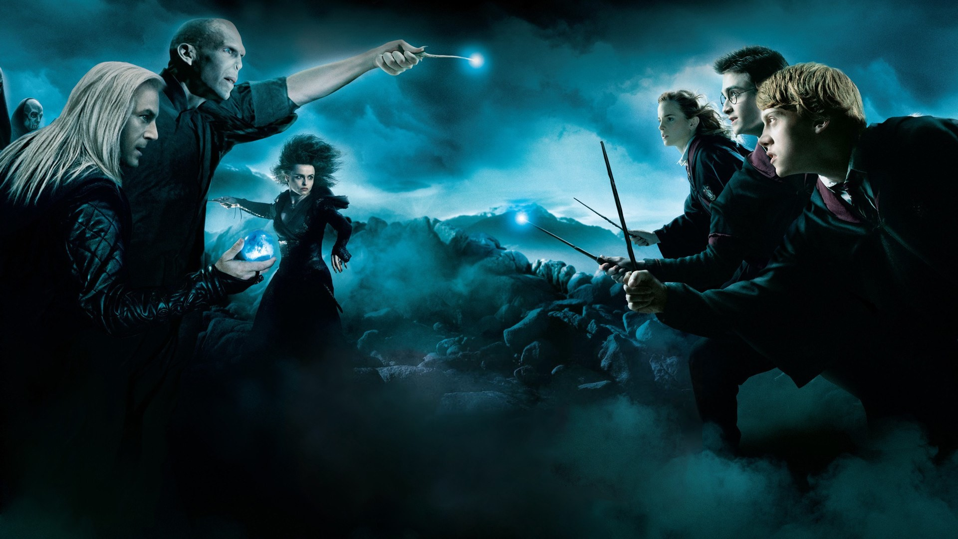 free computer wallpaper for harry potter and the order of the  phoenix