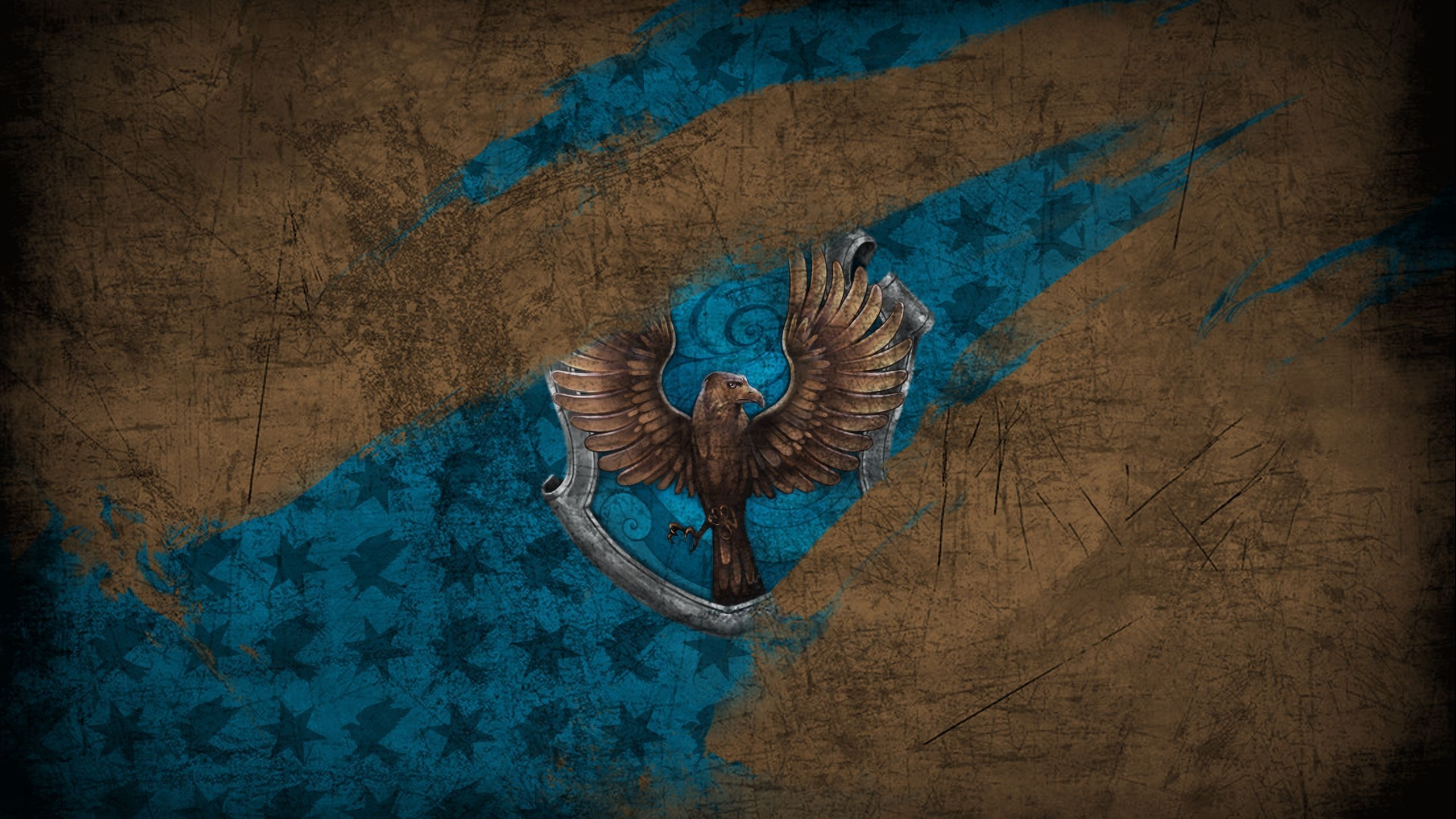 Ravenclaw logo – Harry Potter desktop wallpaper 23926