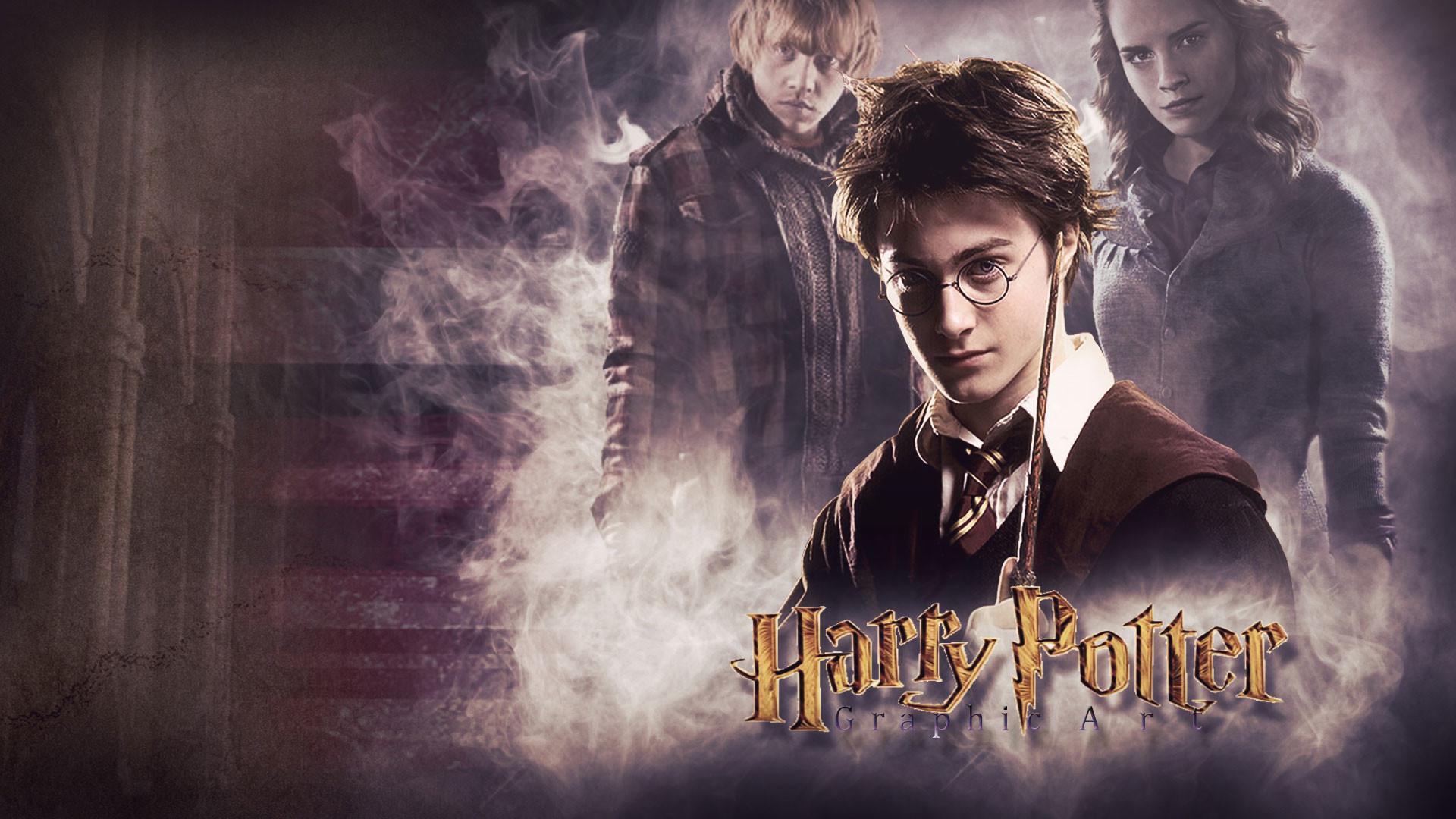 … harry potter (9) …