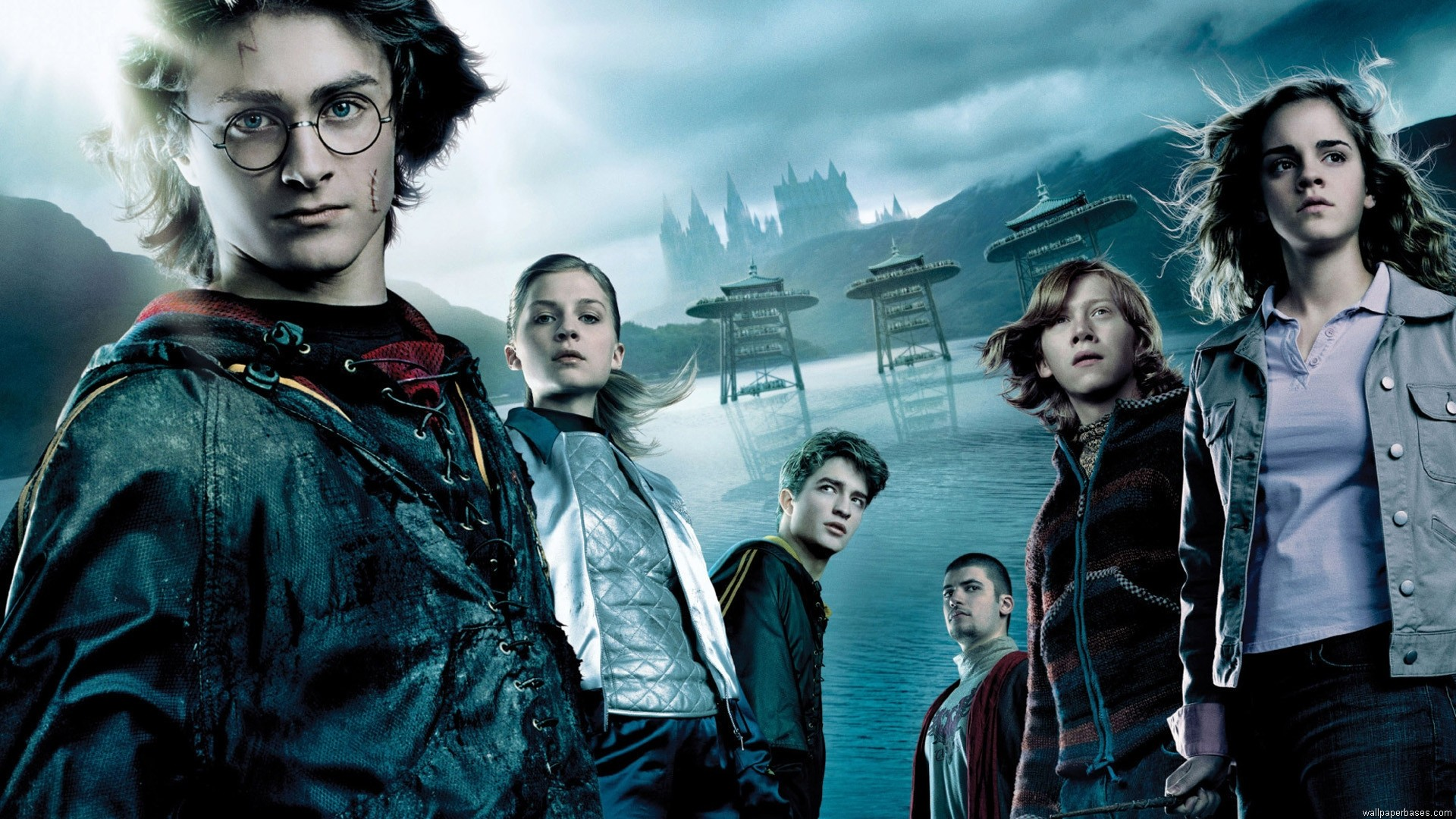 Harry Potter Movie Characters