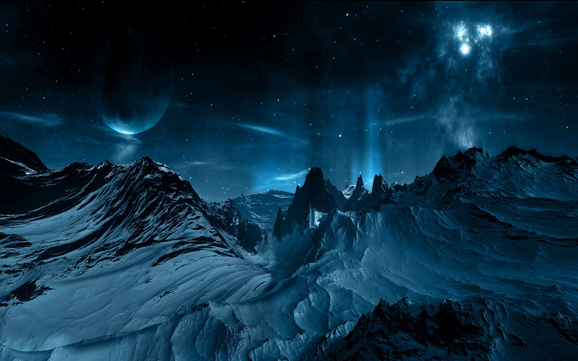 Alien Planet Surface | Surface of the planet wallpapers and images