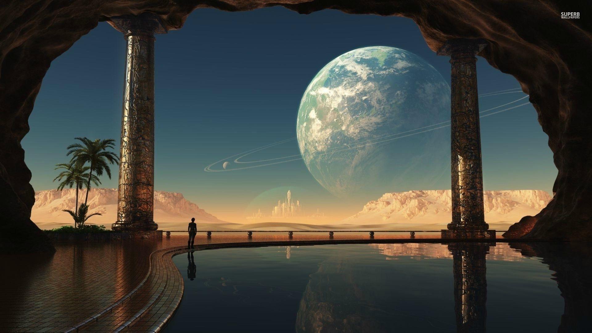 castle-on-the-alien-planet-wallpaper-112