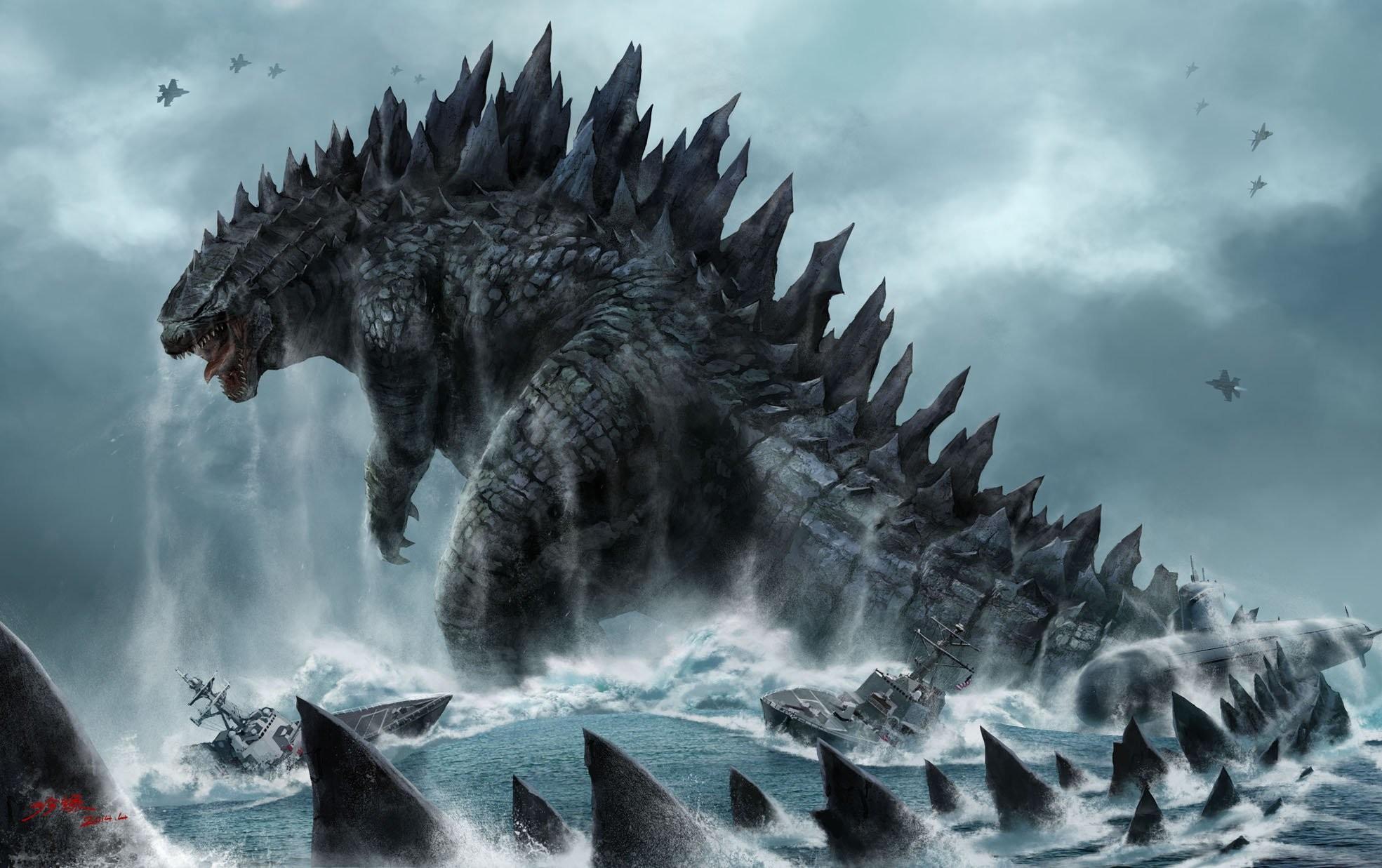 Godzilla Wallpaper | Latest Hd Wallpapers