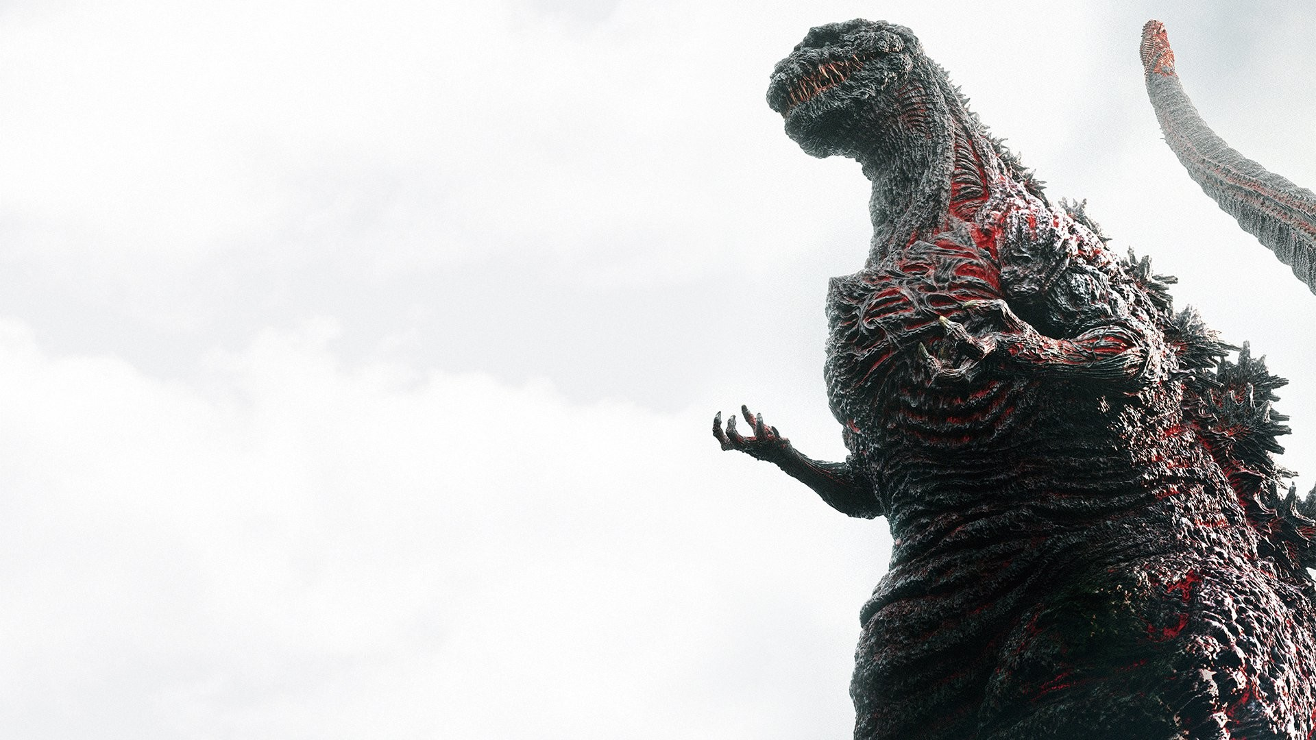 Official Godzilla Resurgence HD Wallpaper