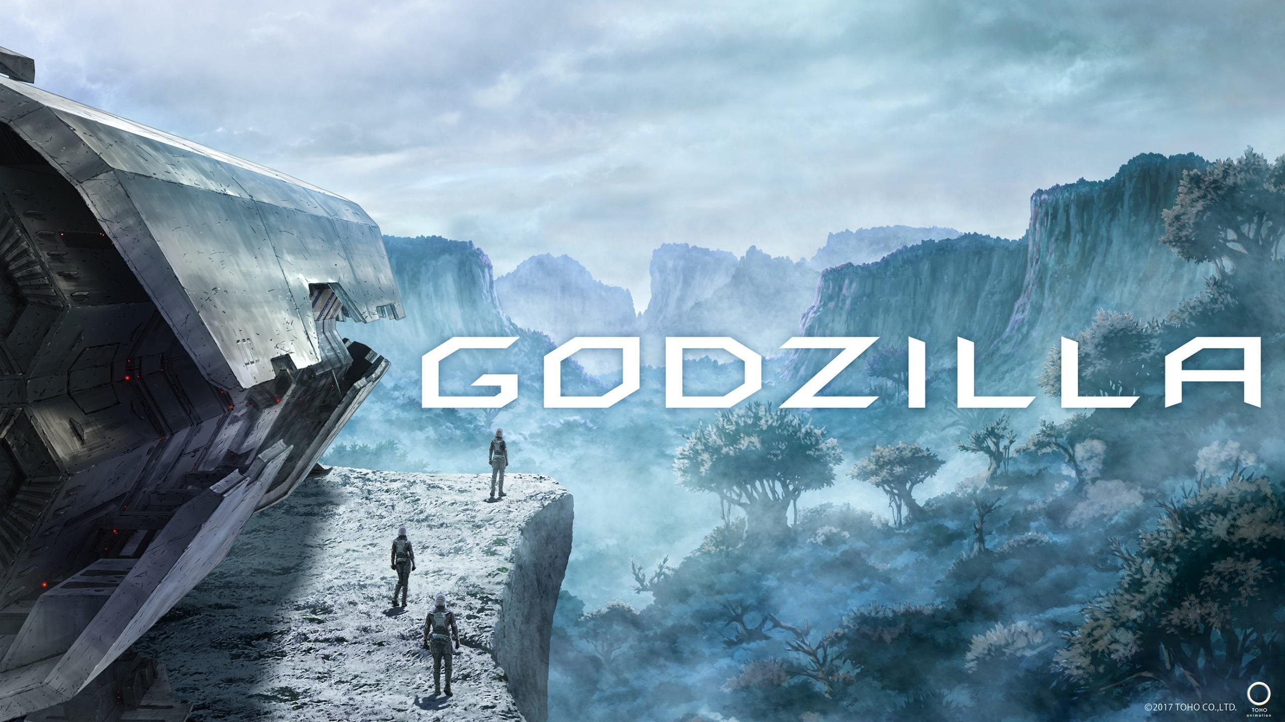Anime / Godzilla Wallpaper